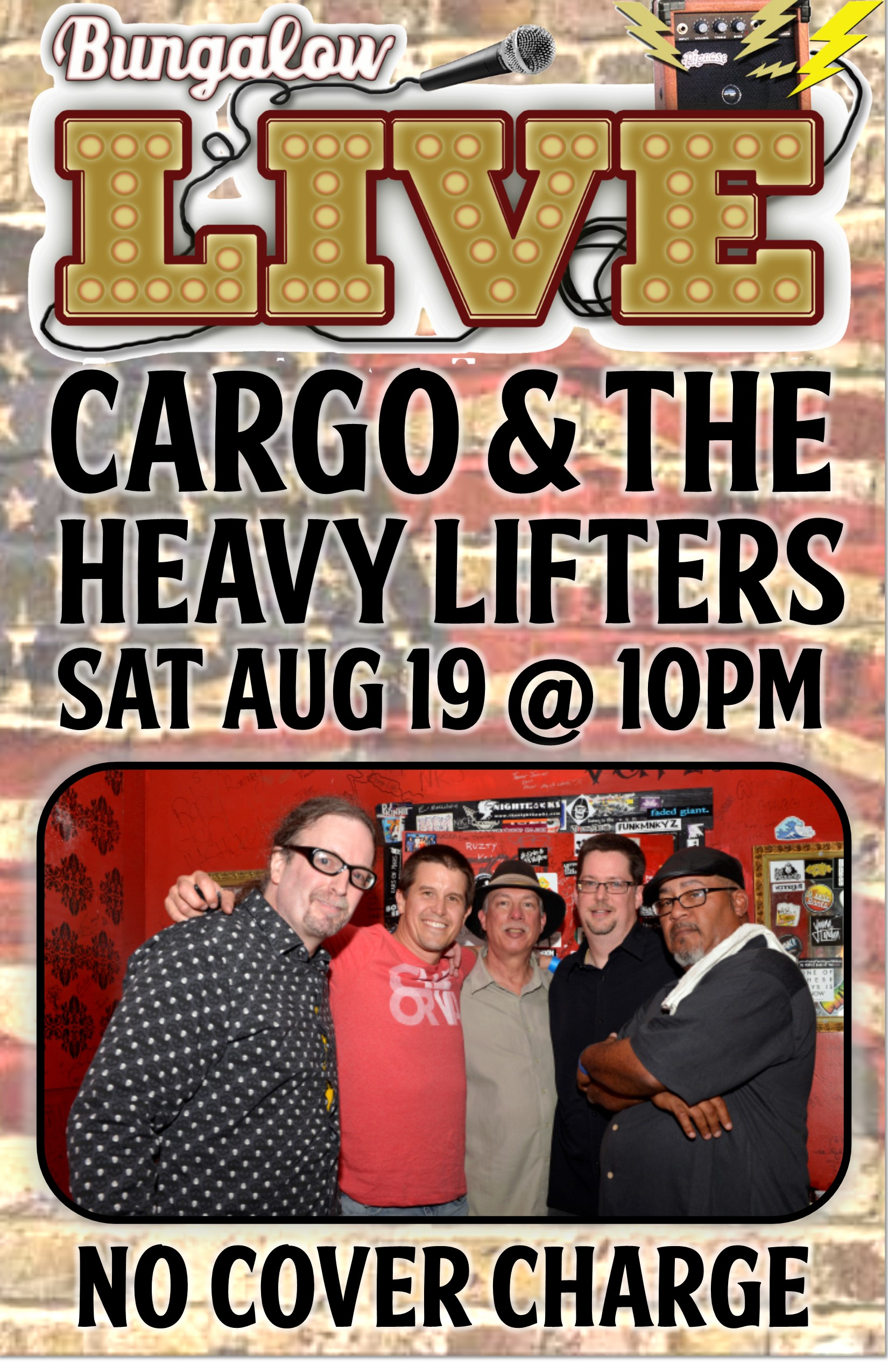 Cargo & the Heavy Lifters aug