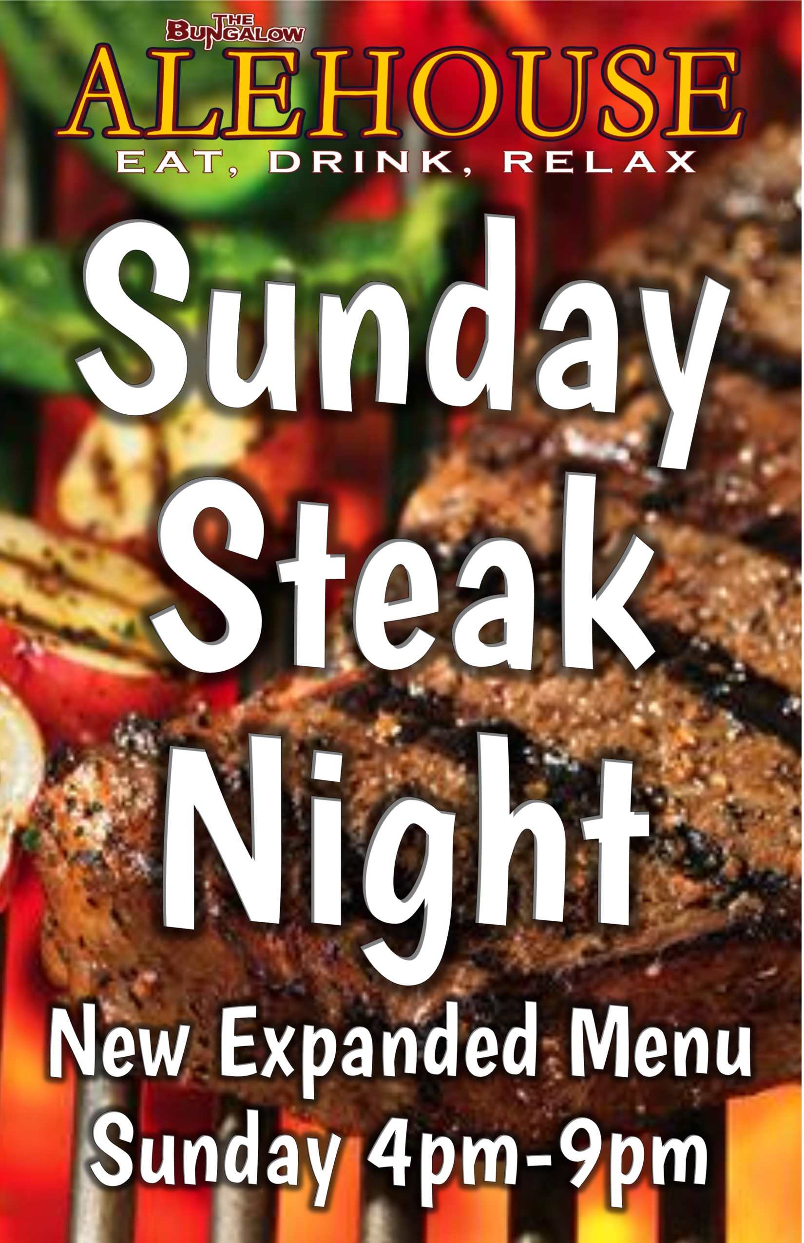 Alhouse Steak Night