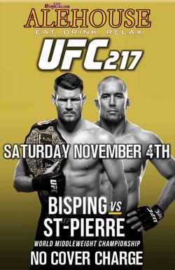 UFC 217 2