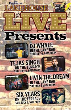 AA Lakehouse Live Template July week 2