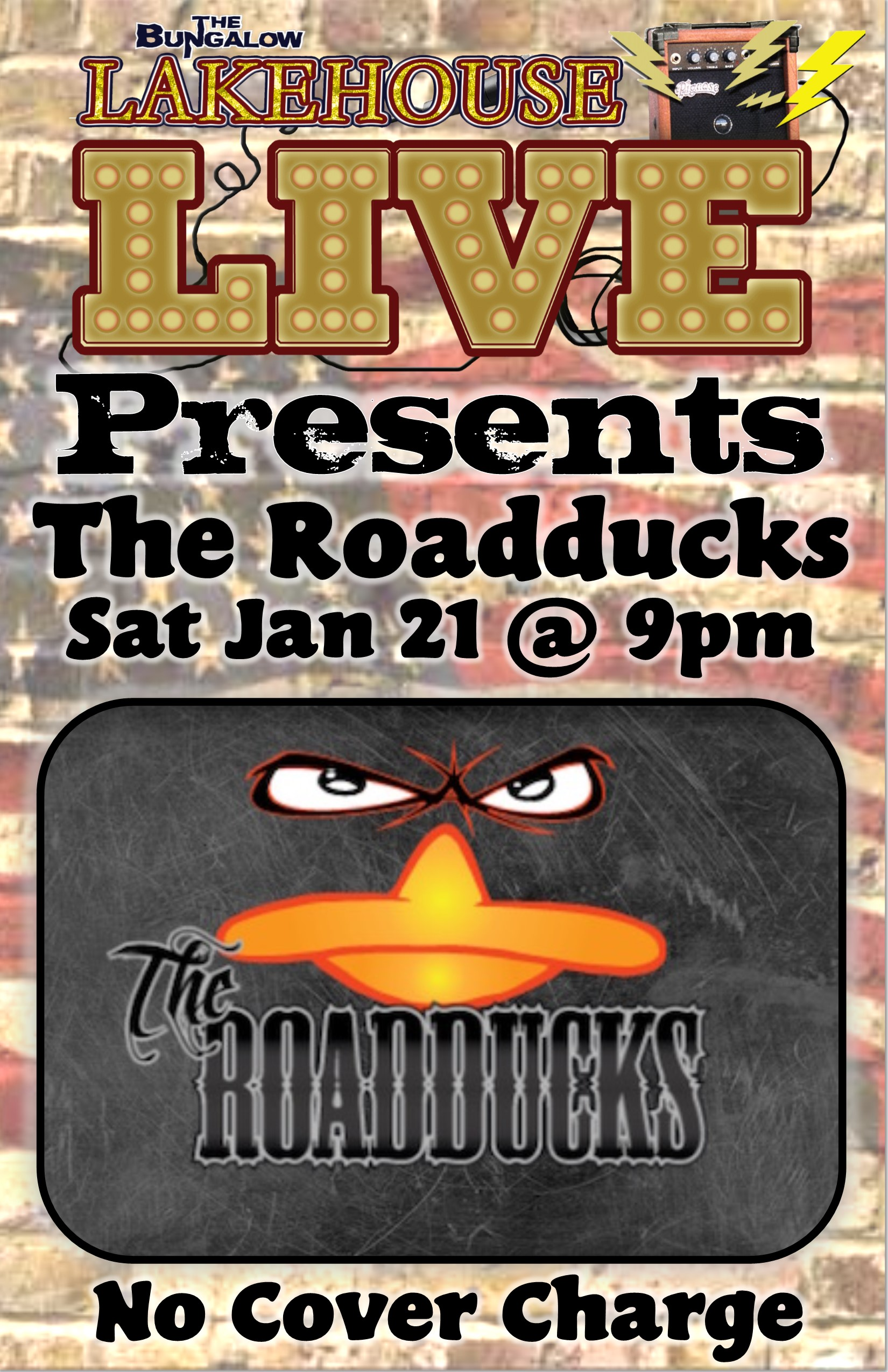 Roadducks 11x17 Jan 21