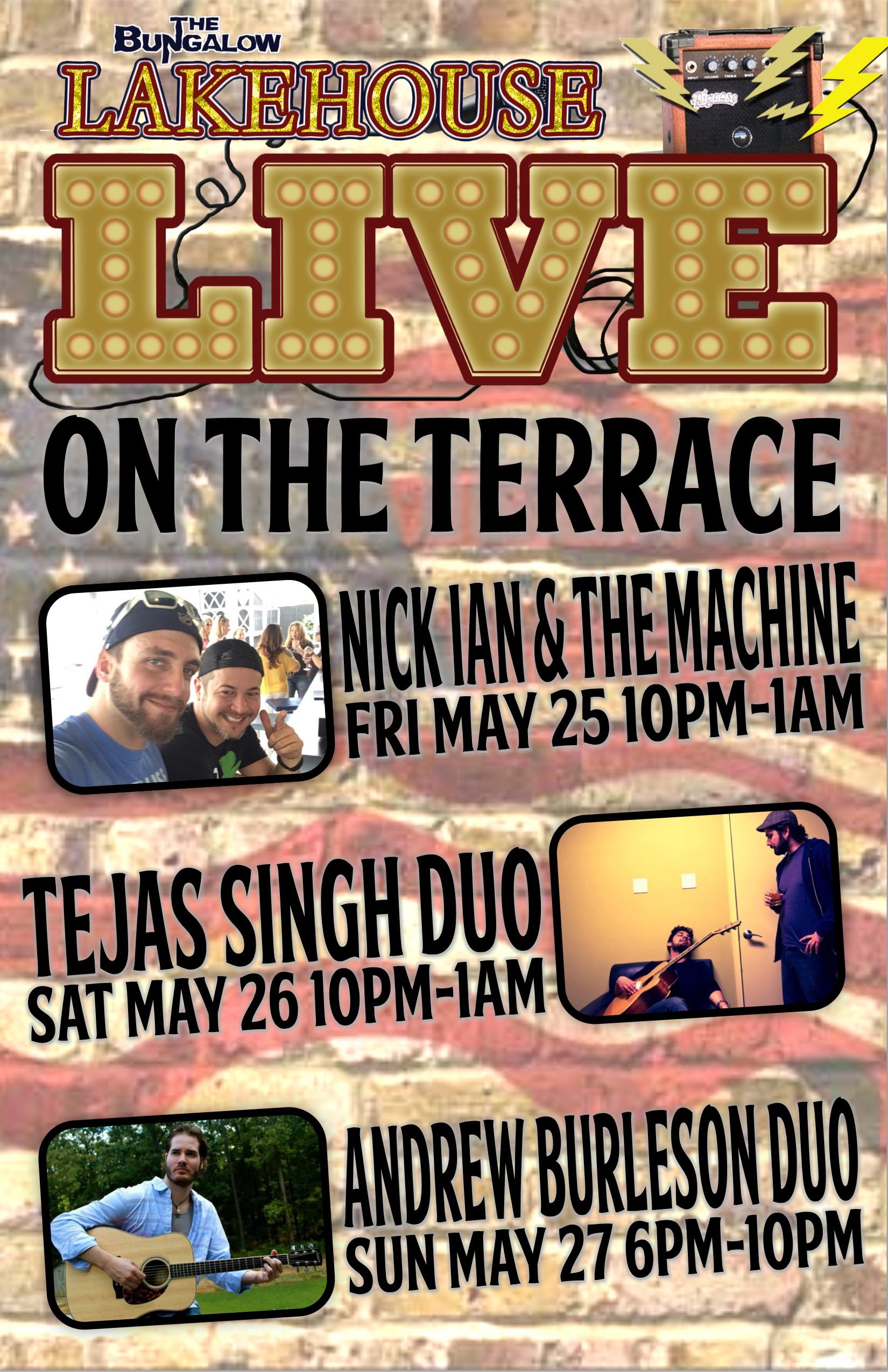 Lakehouse Live May 2018