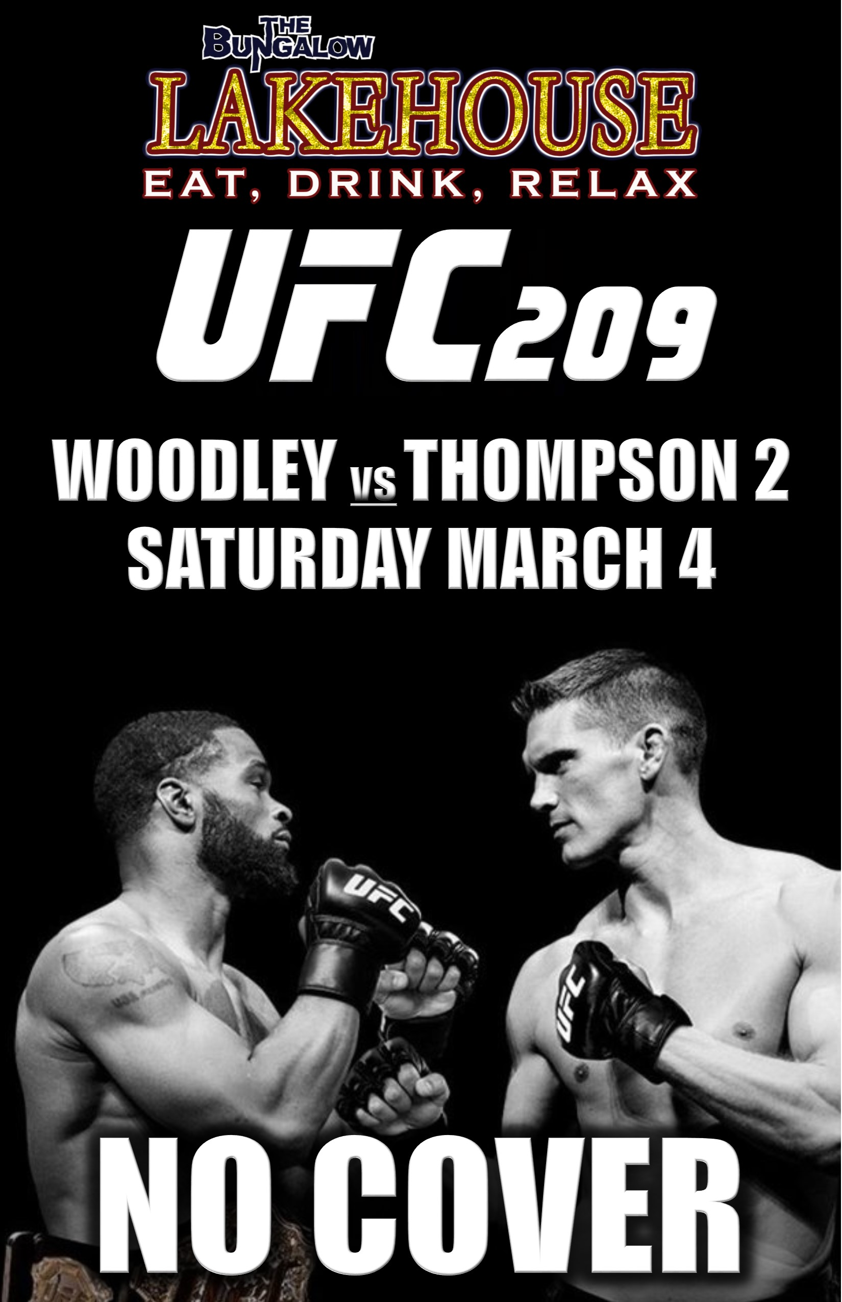 UFC 209 LH