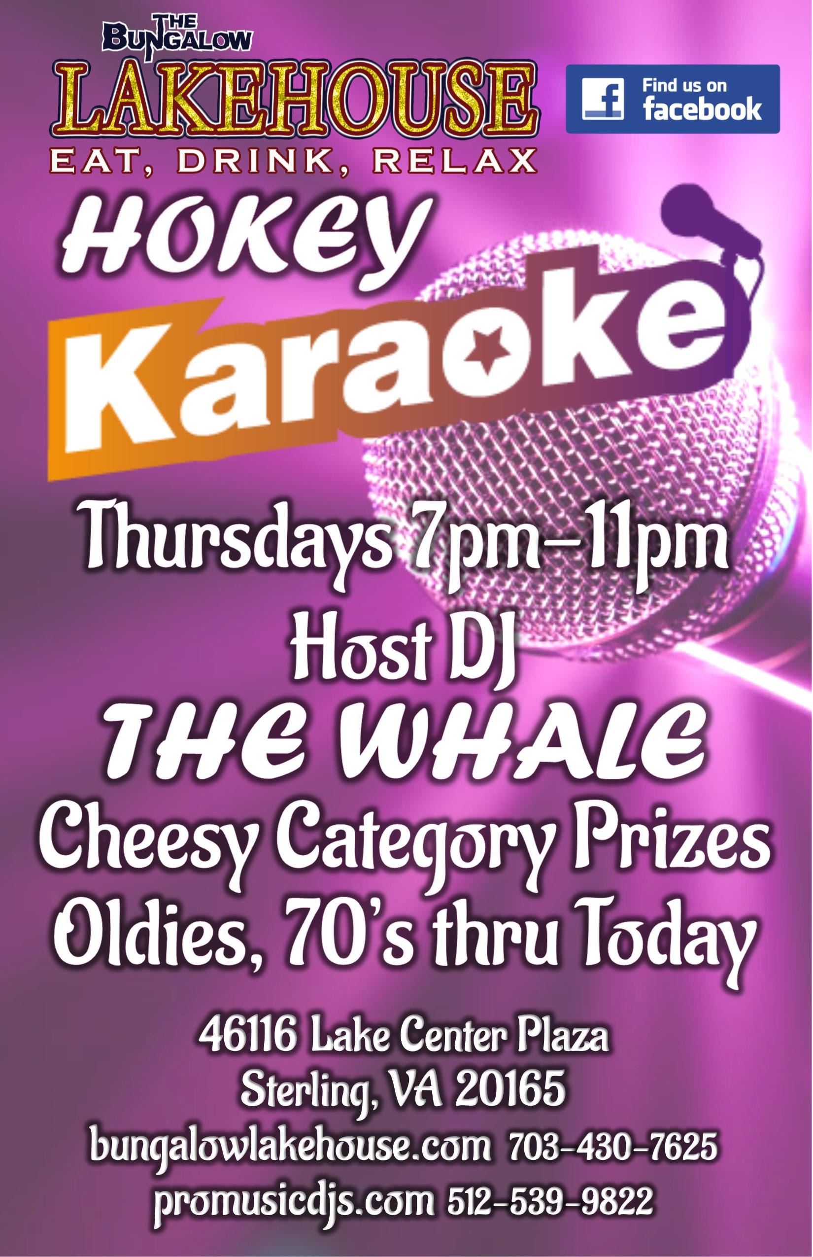 Hokey karaoke
