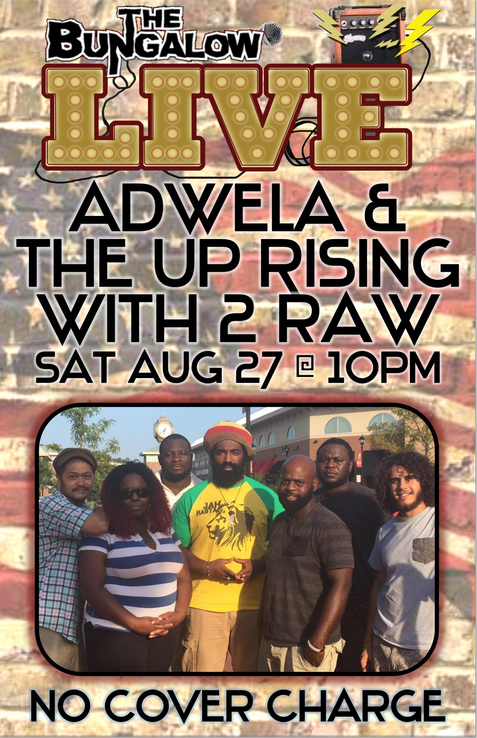 Adwela up rising 11X17