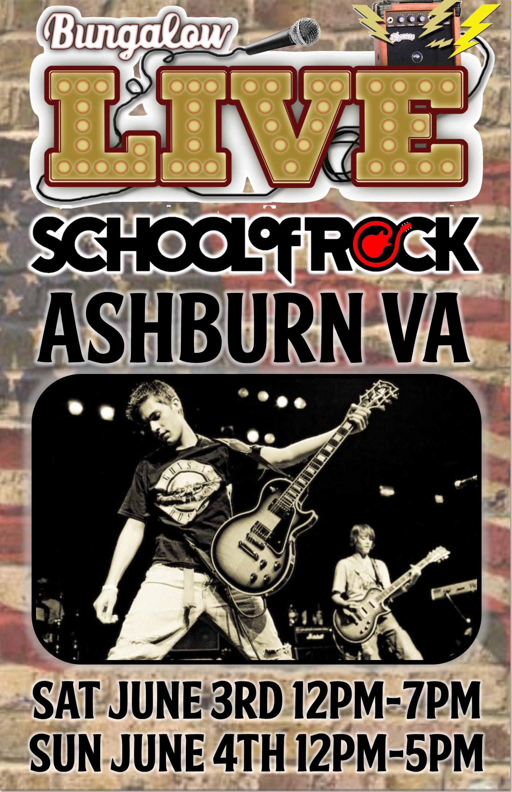 School of Rock June 2017