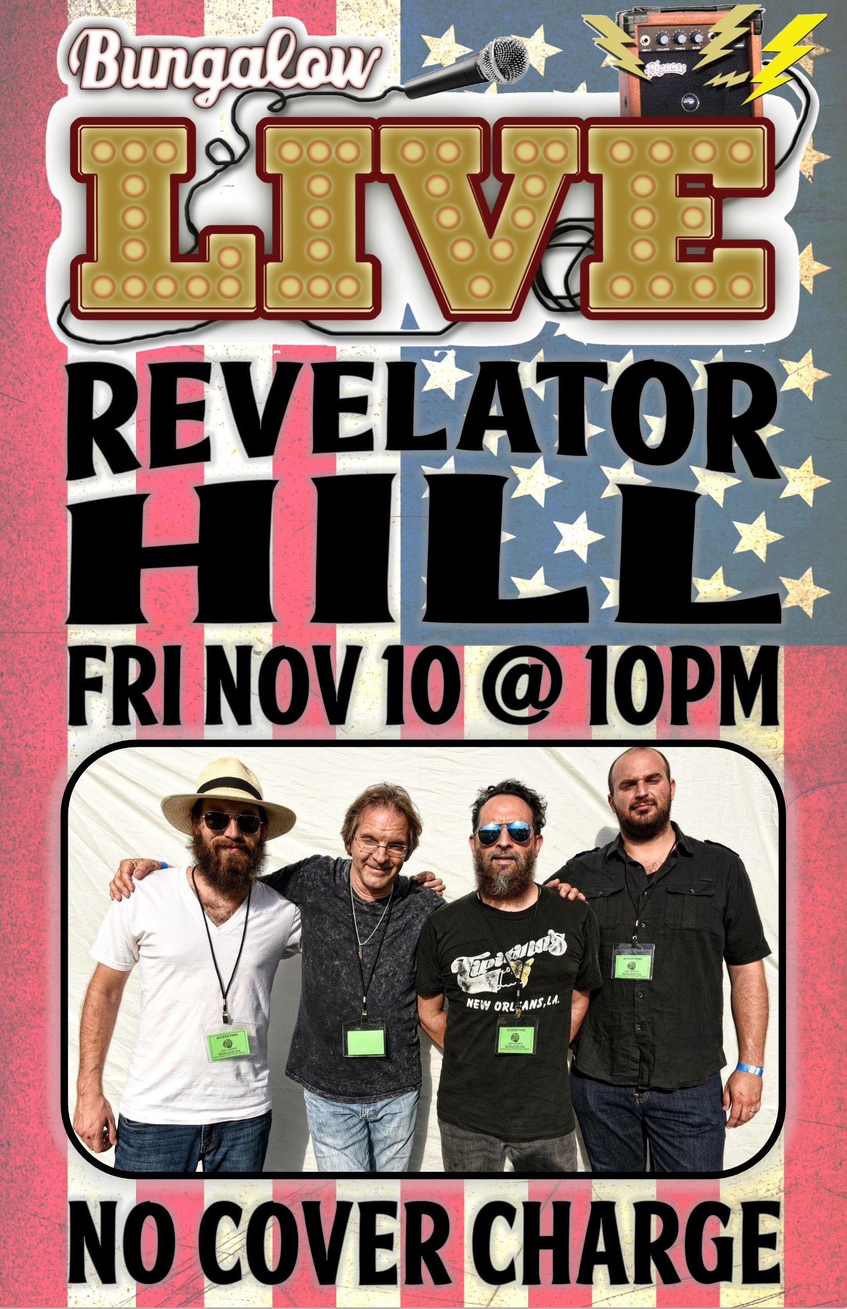 Revelator Hill Nov 2017
