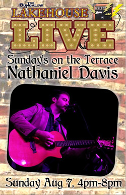 Nathiel Davis Live 11x17