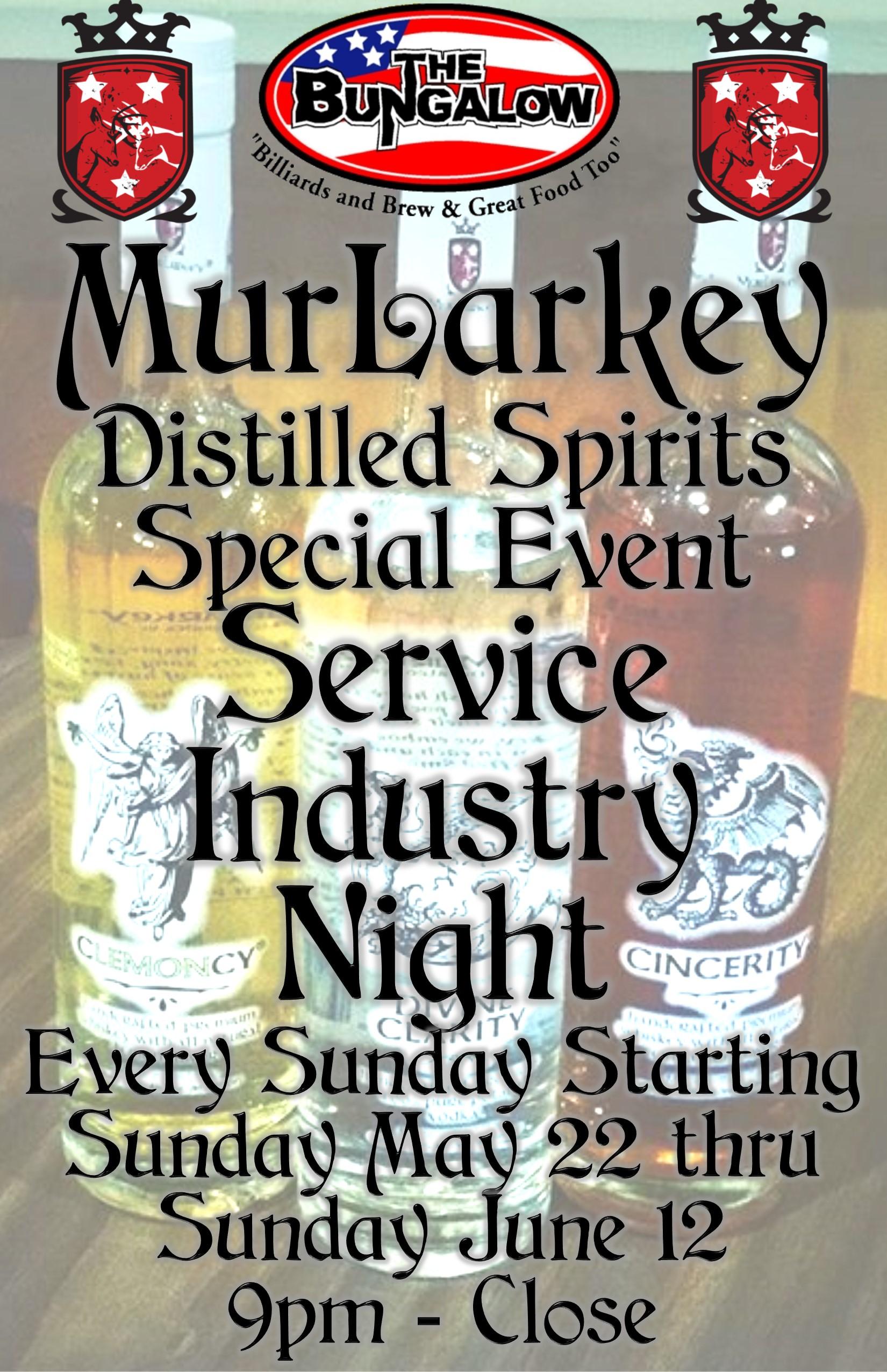 murlarkey Event