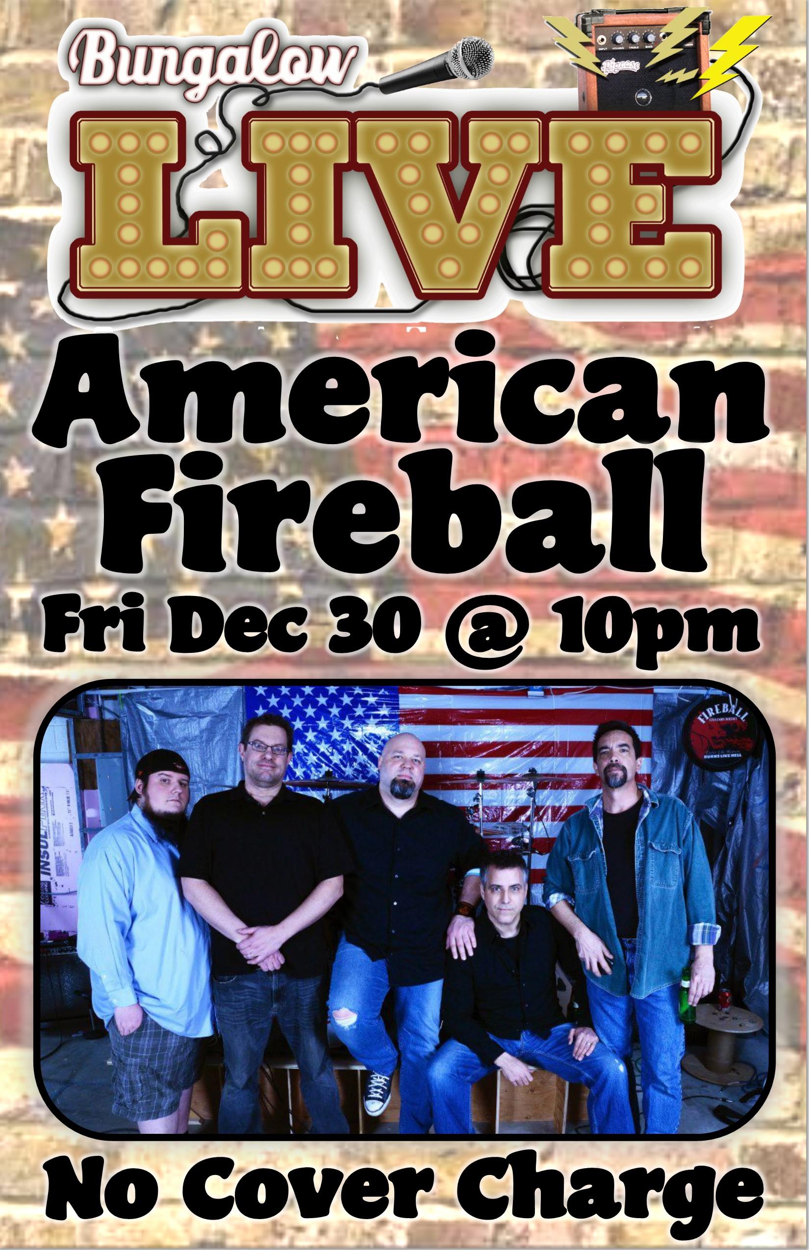 American Fireball 11X17