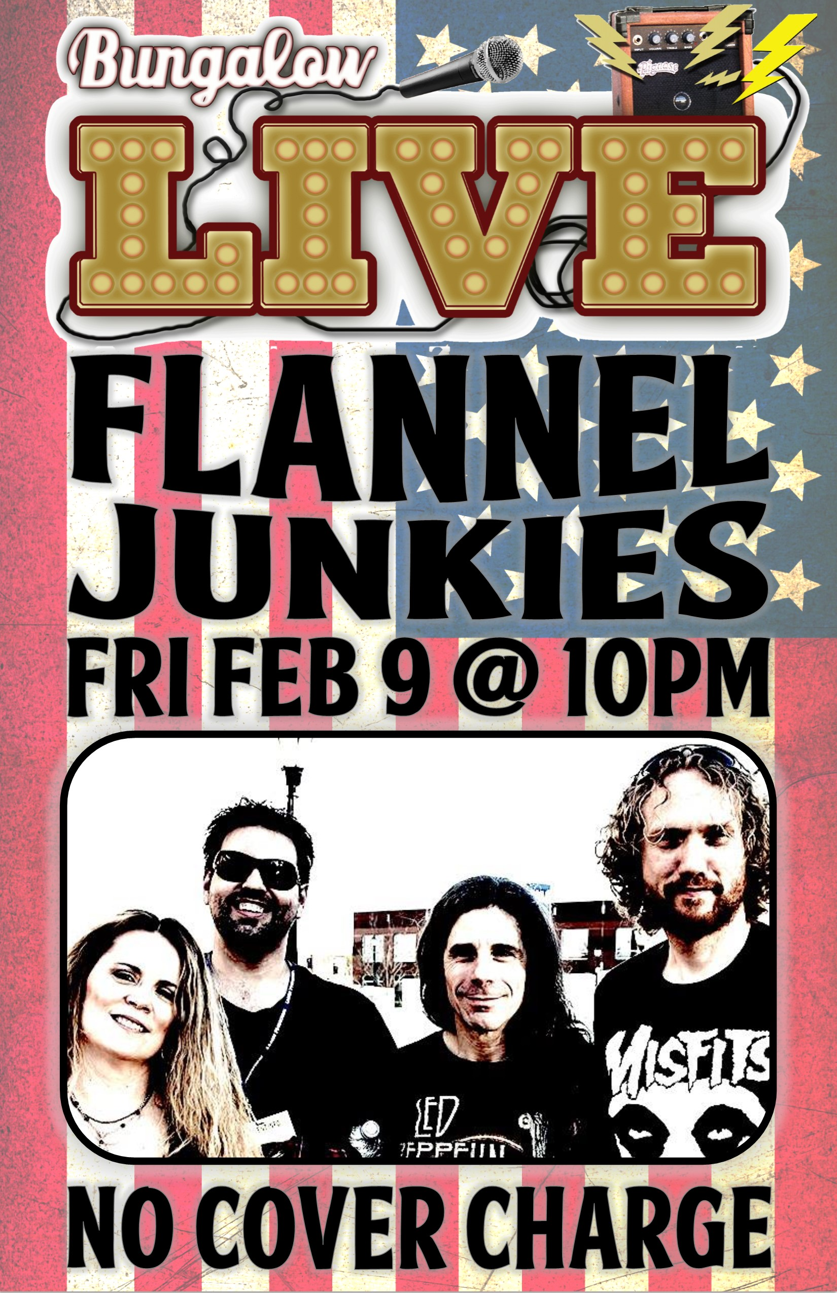 Flannel Junkies 2018 11x17