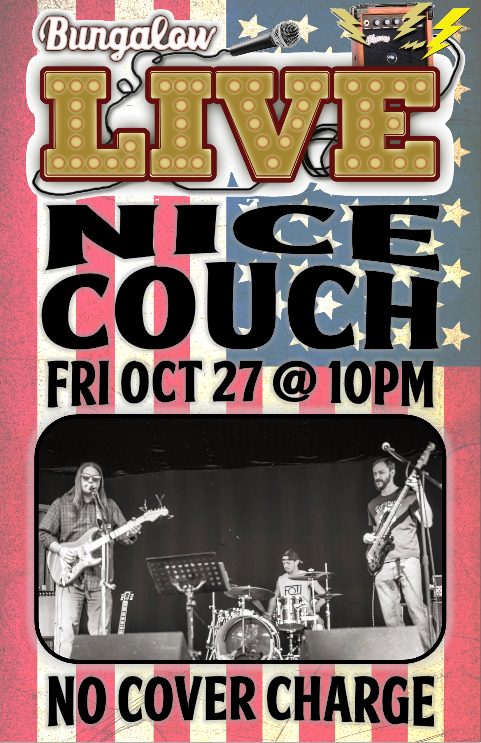 Nice Couch Oct 2017