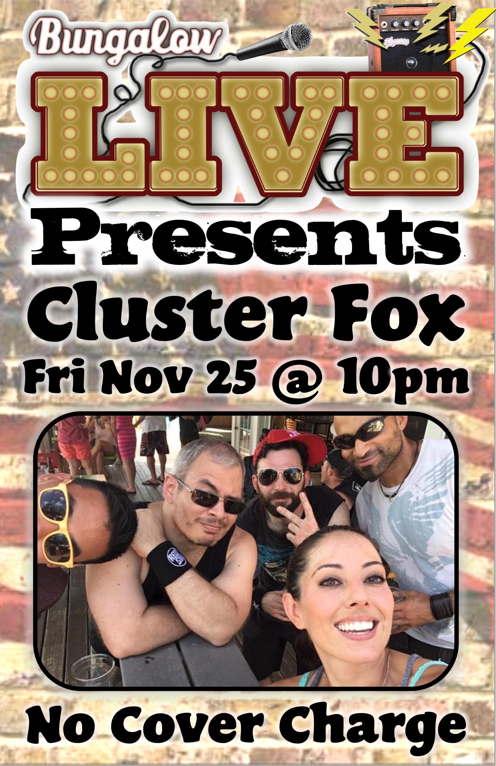 Cluster Fox 11x17