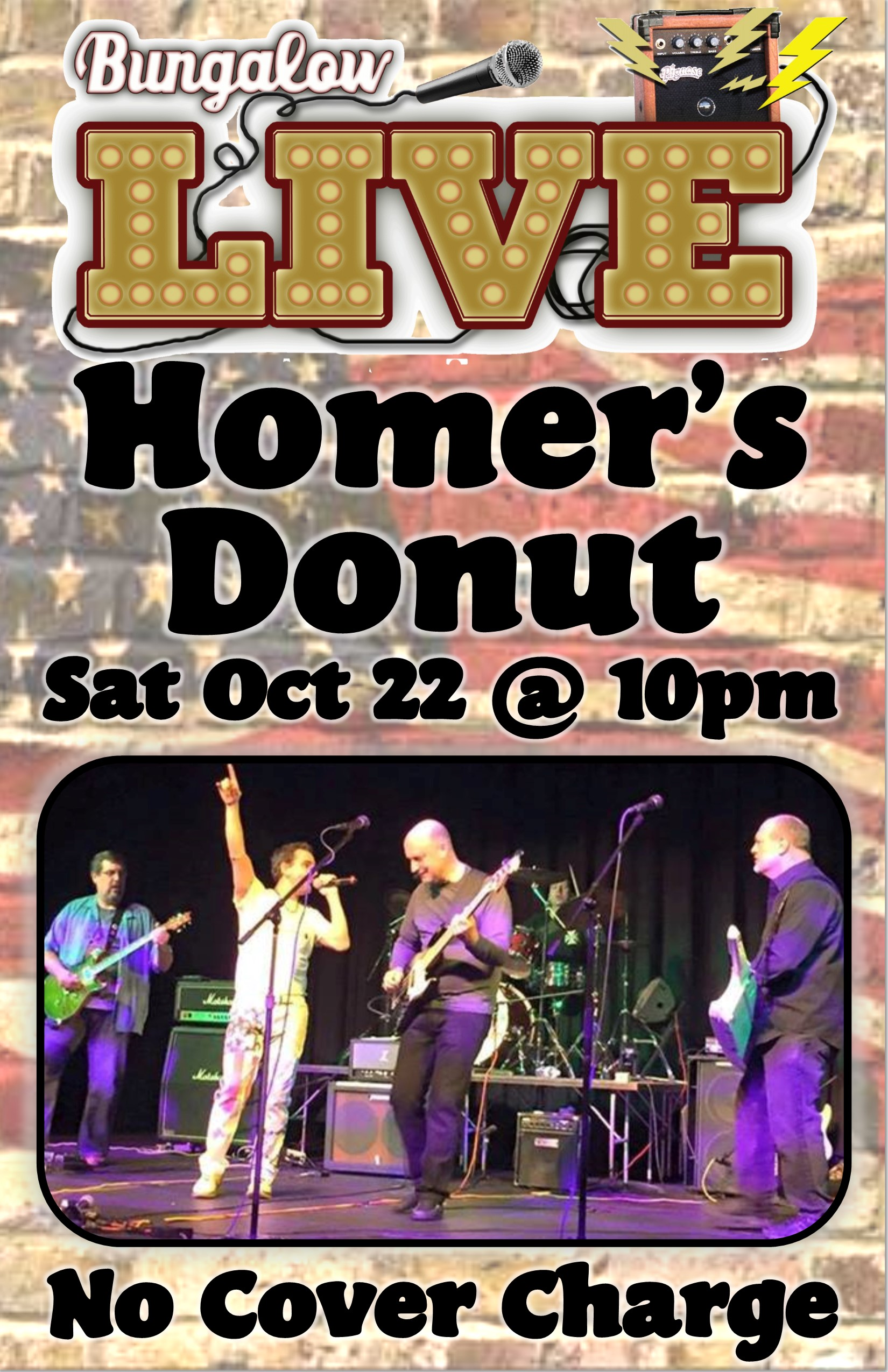 Homers Donut 11x17