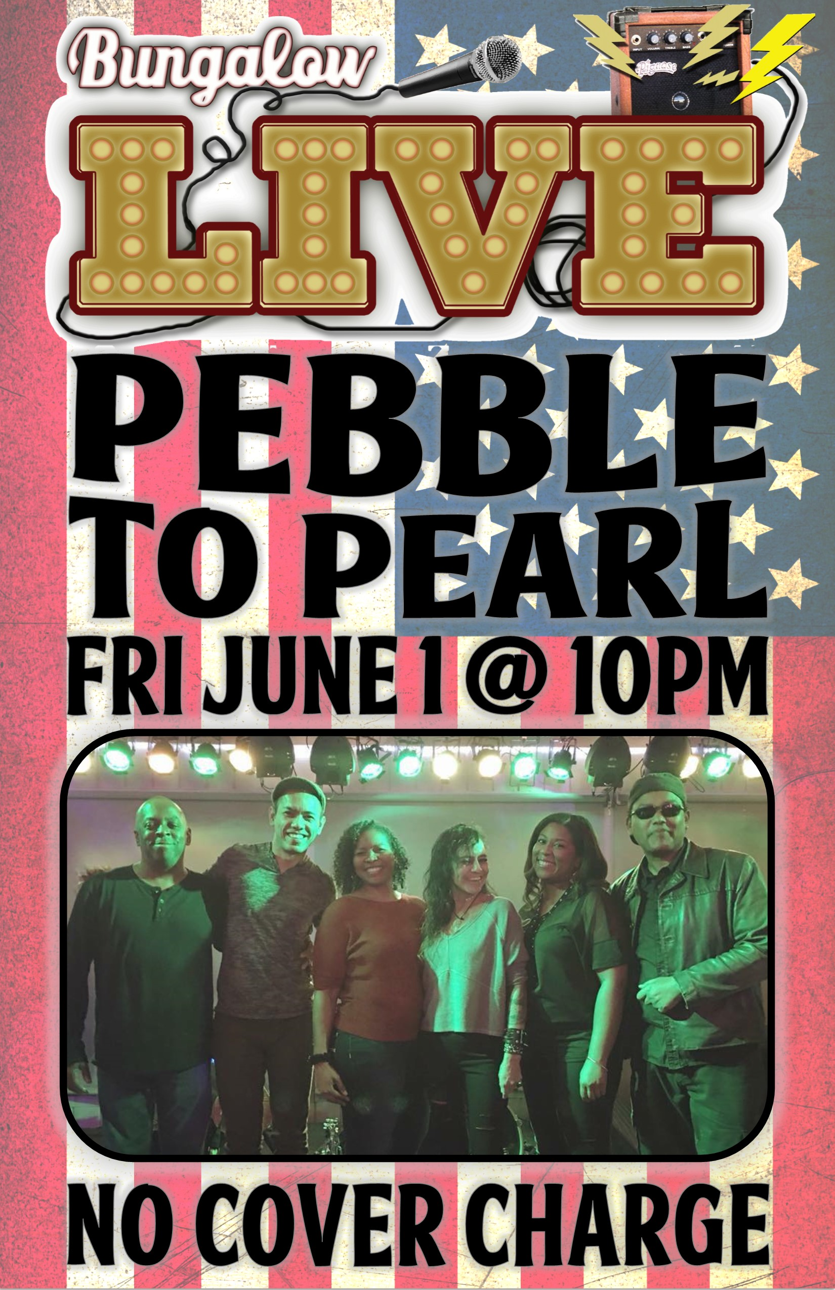 Pebble to Pearl June 2018