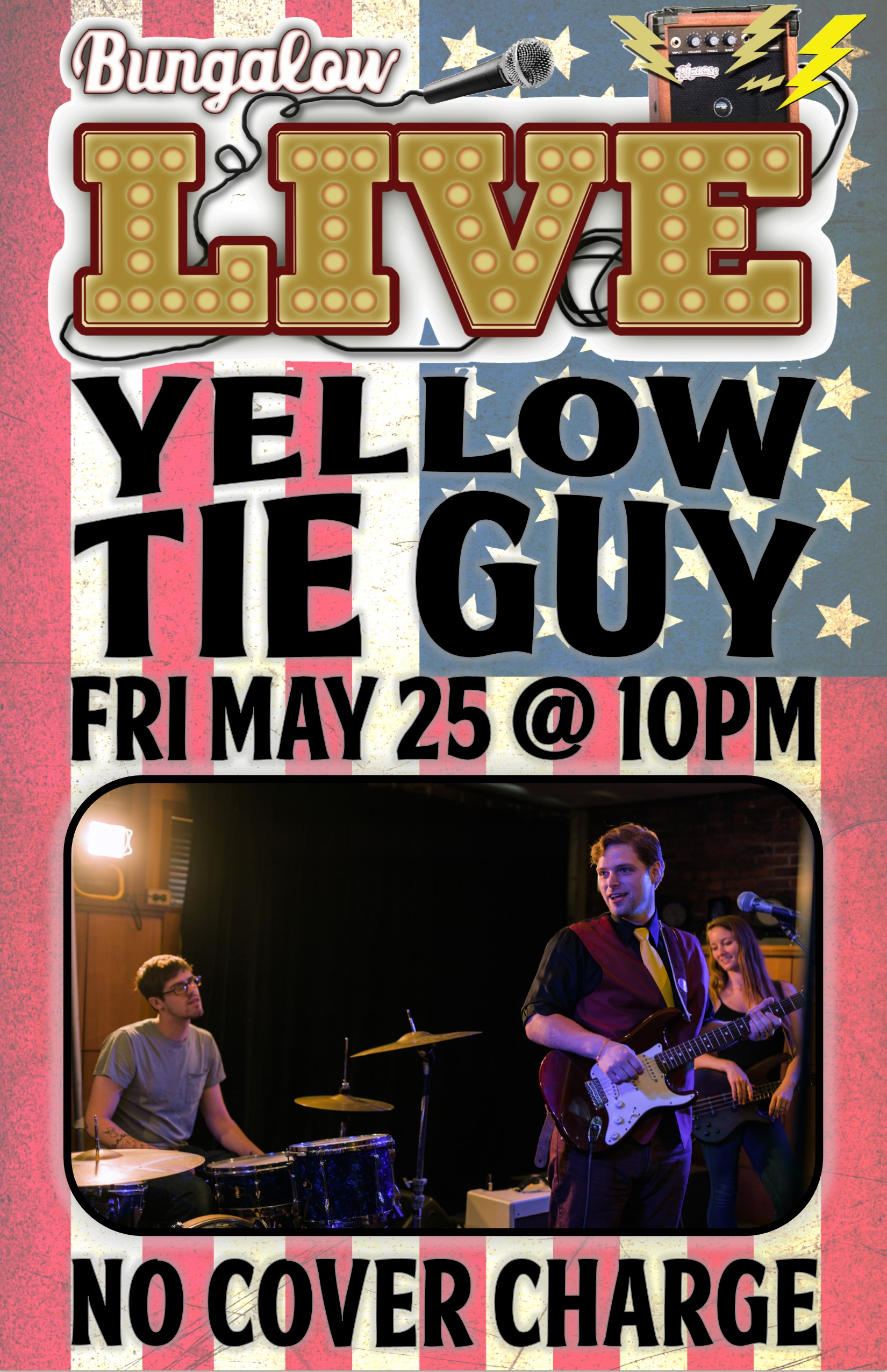 yellow tie guy May 2018