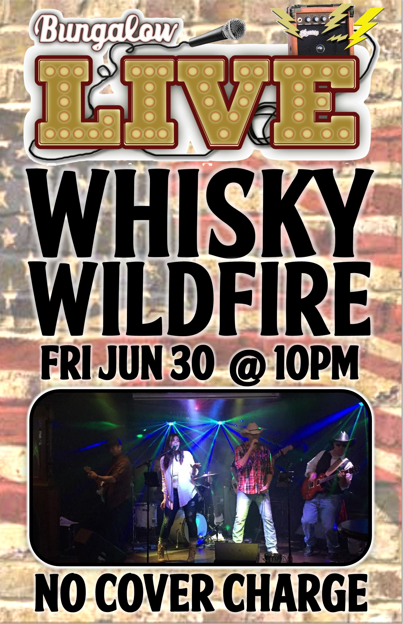 whisky wildfire