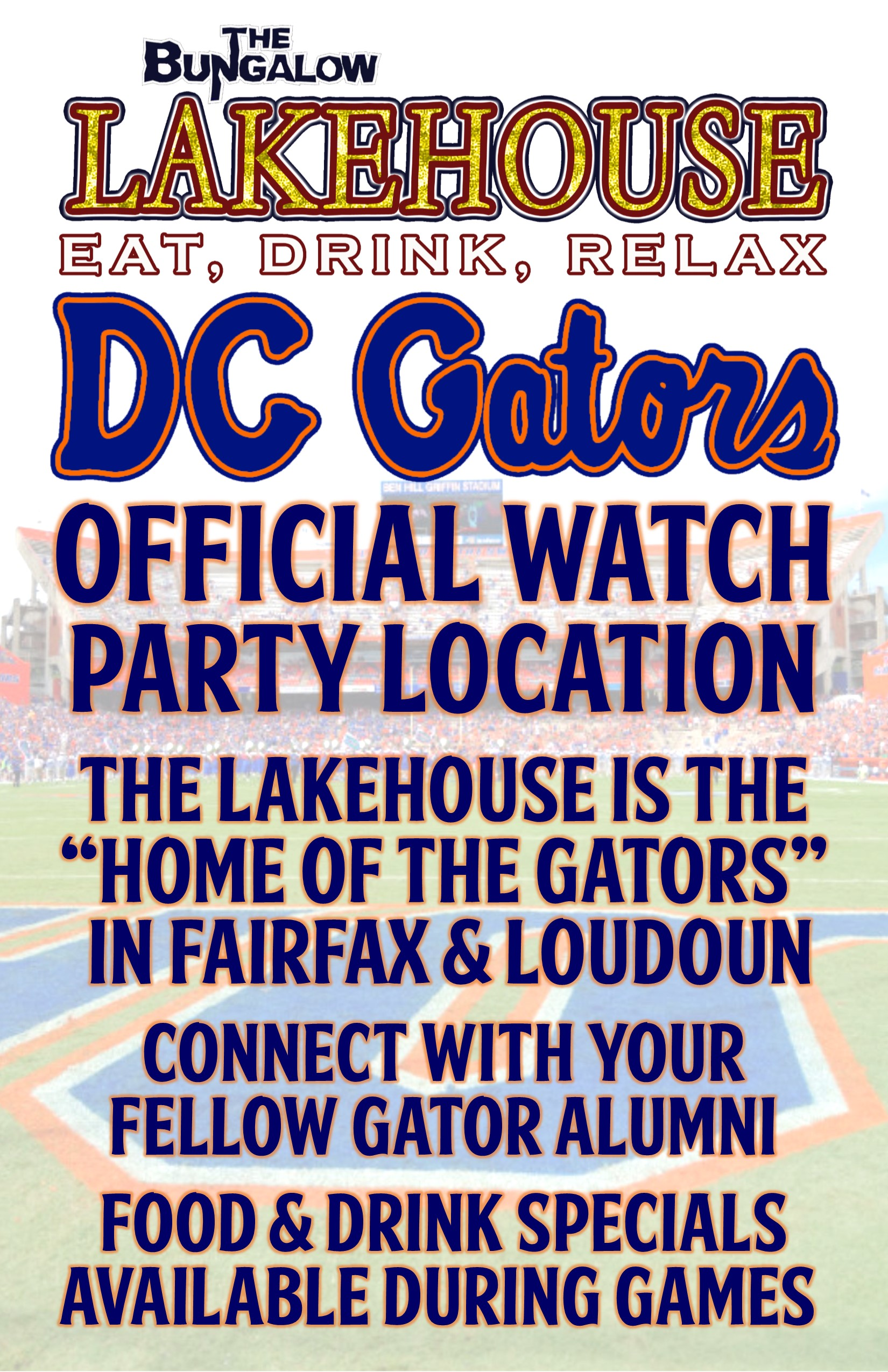 DC Gators 11x17 2017