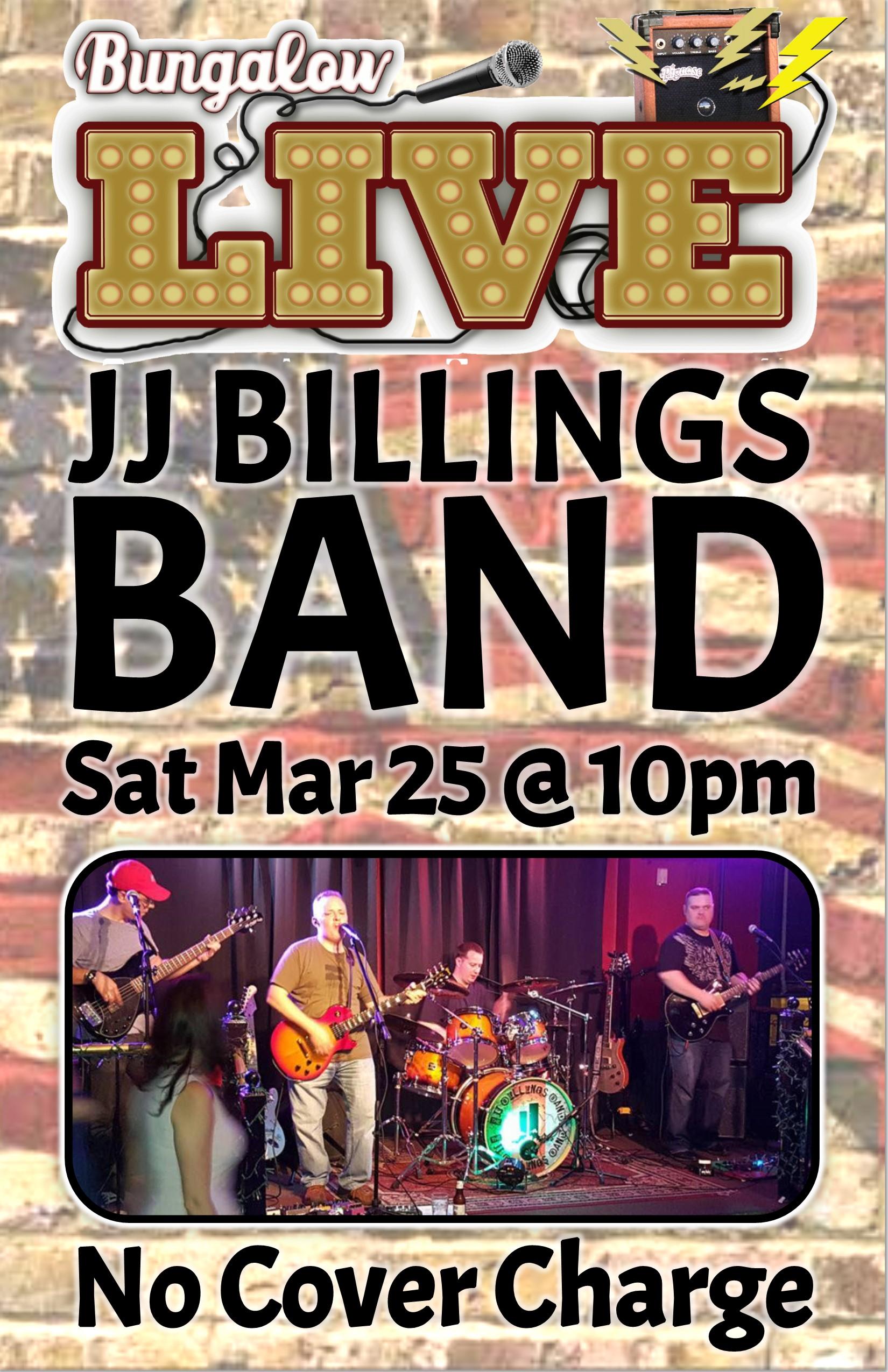 JJ BILLINGS BAND