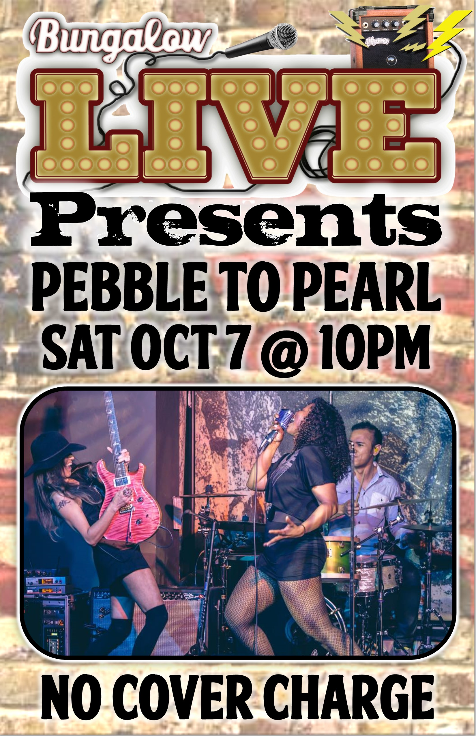 Pebble to Pearl Oct