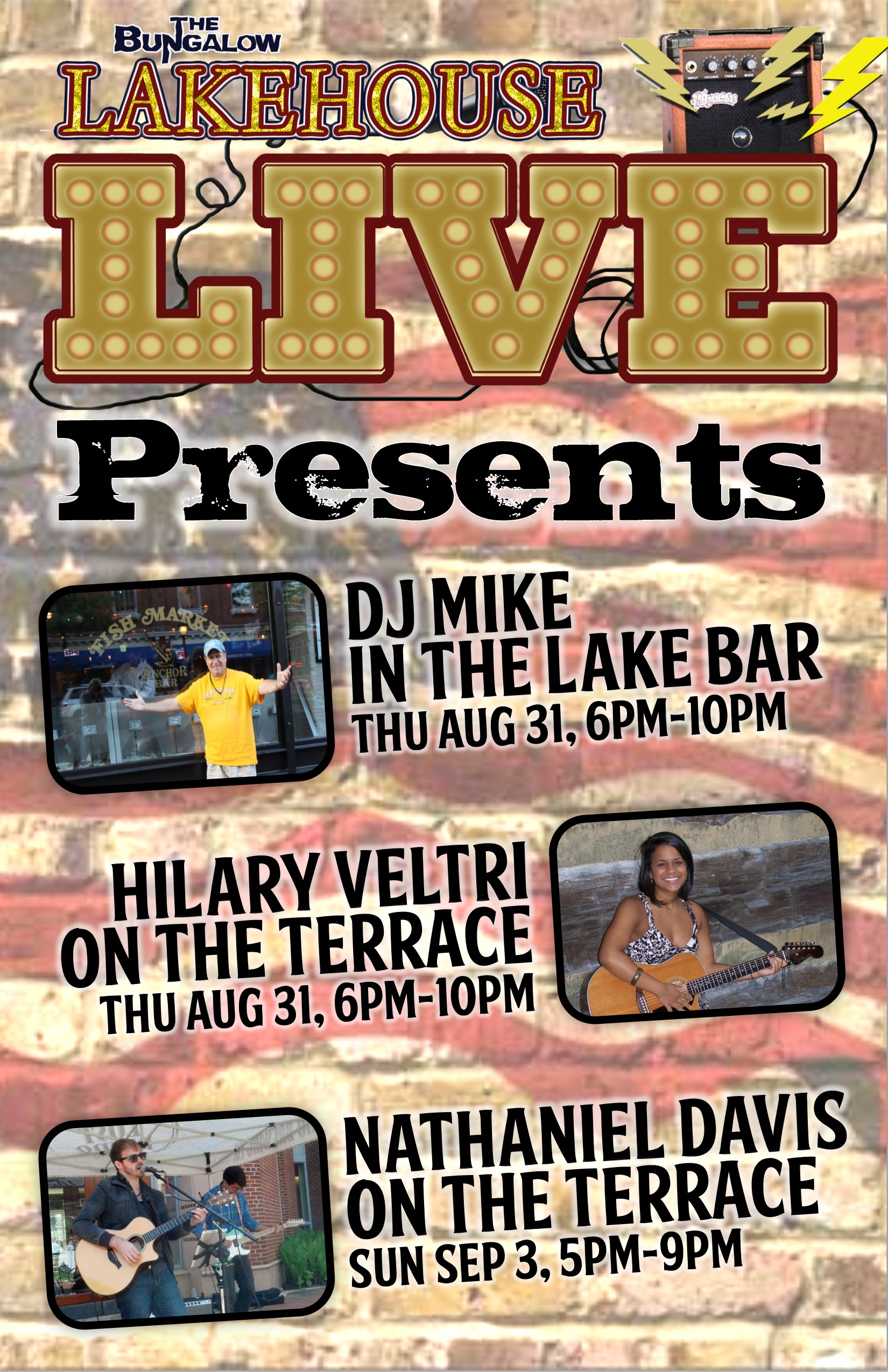AA Lakehouse Live Template Sep