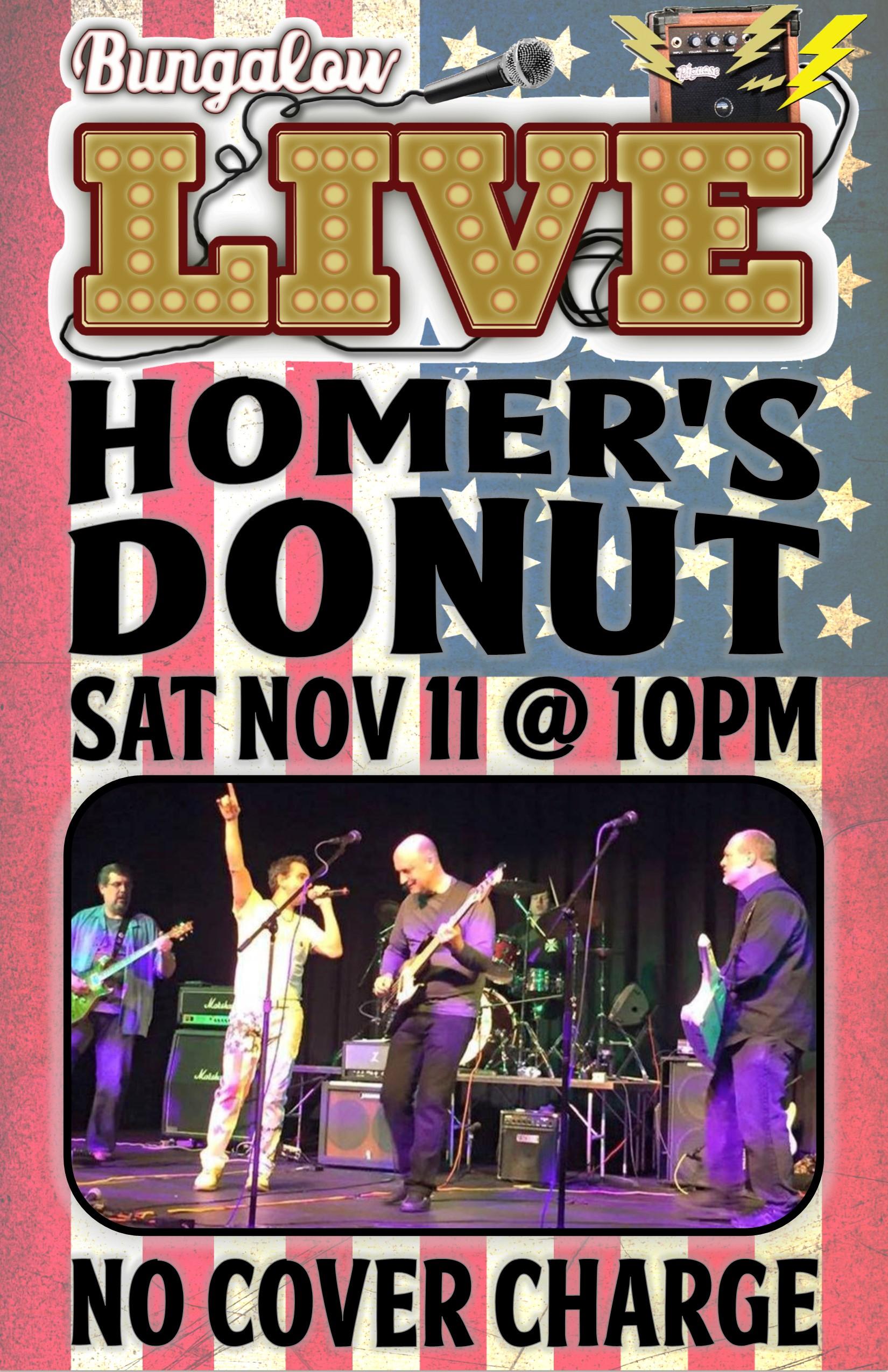 Homer's Donut Nov 2017