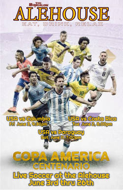 Alehouse Soccer