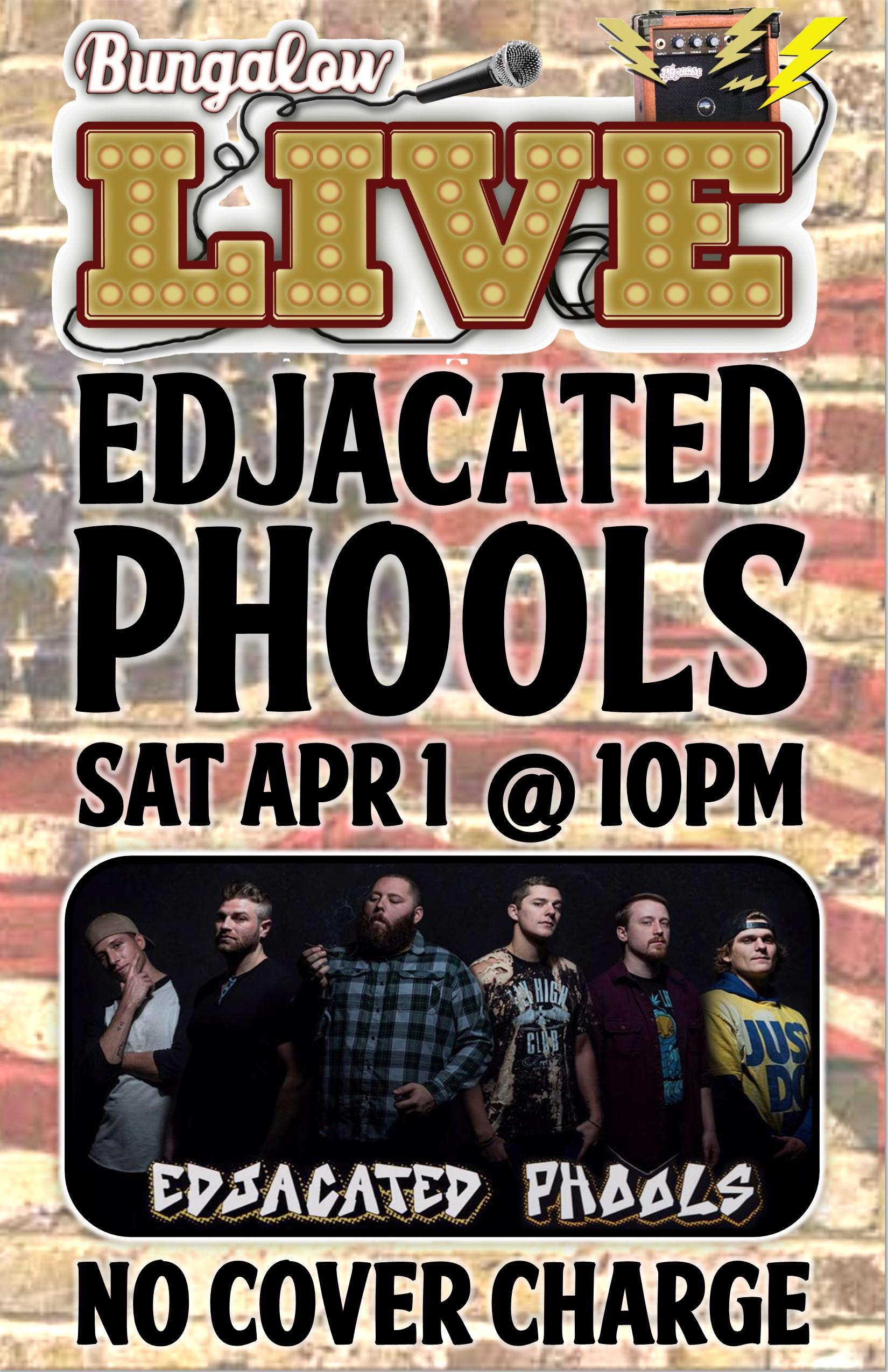Edjacated Phools 11x17