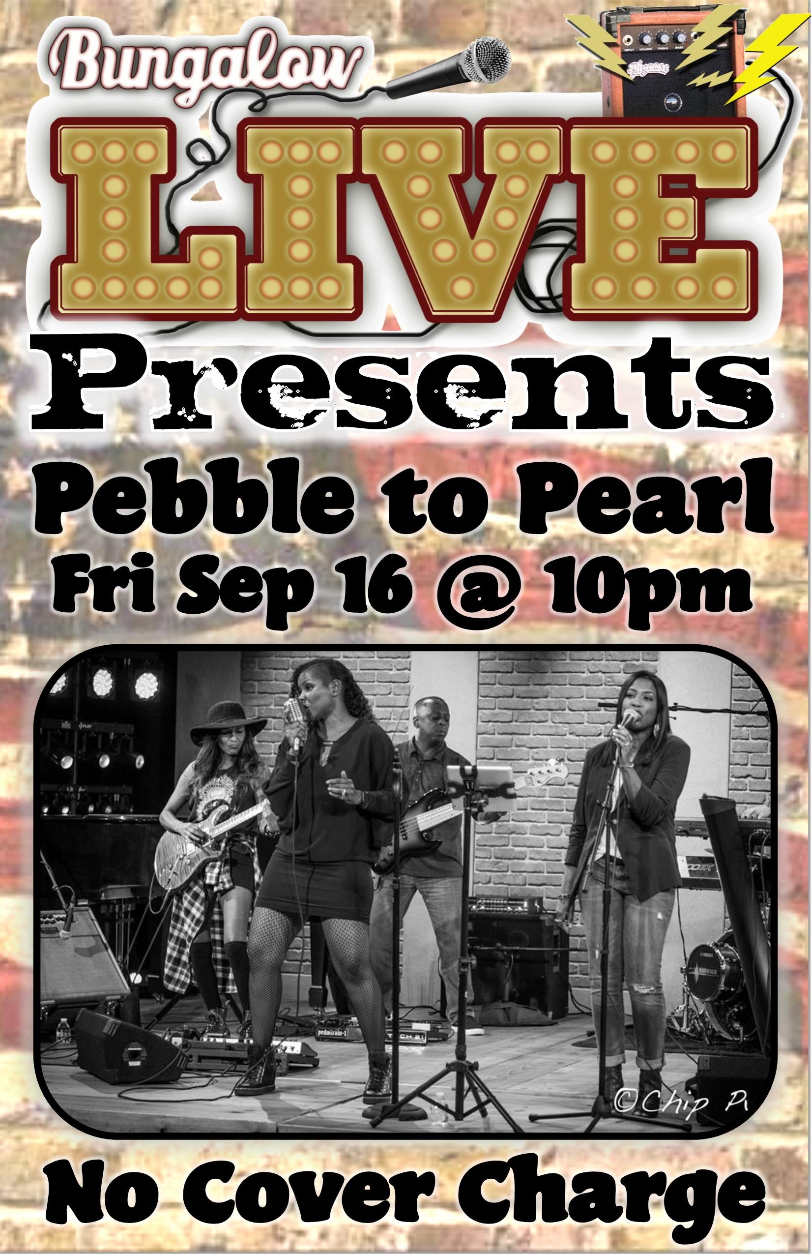 Pebble to Pearl band 11X17