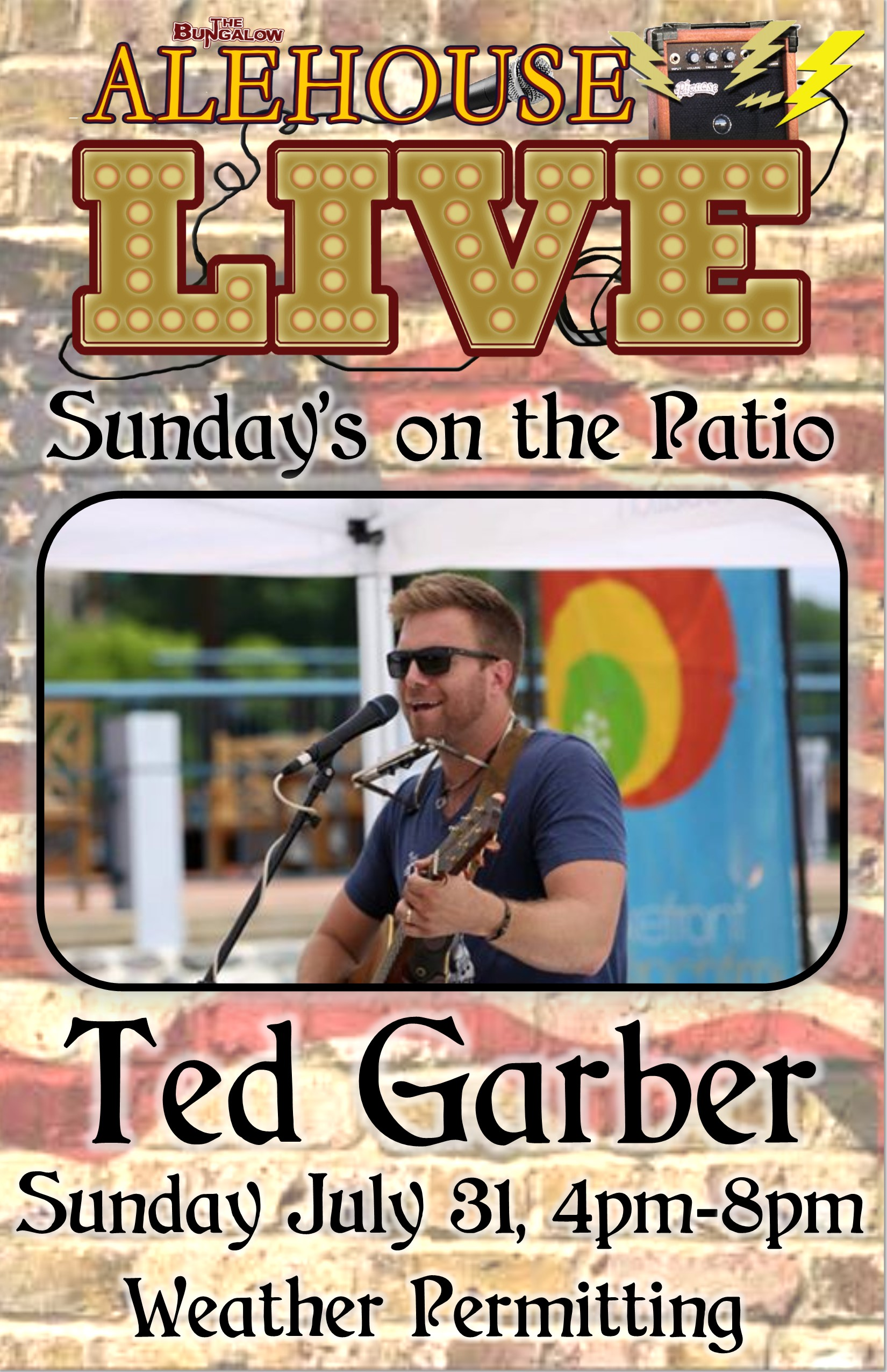 ted garber PM Live 11x17