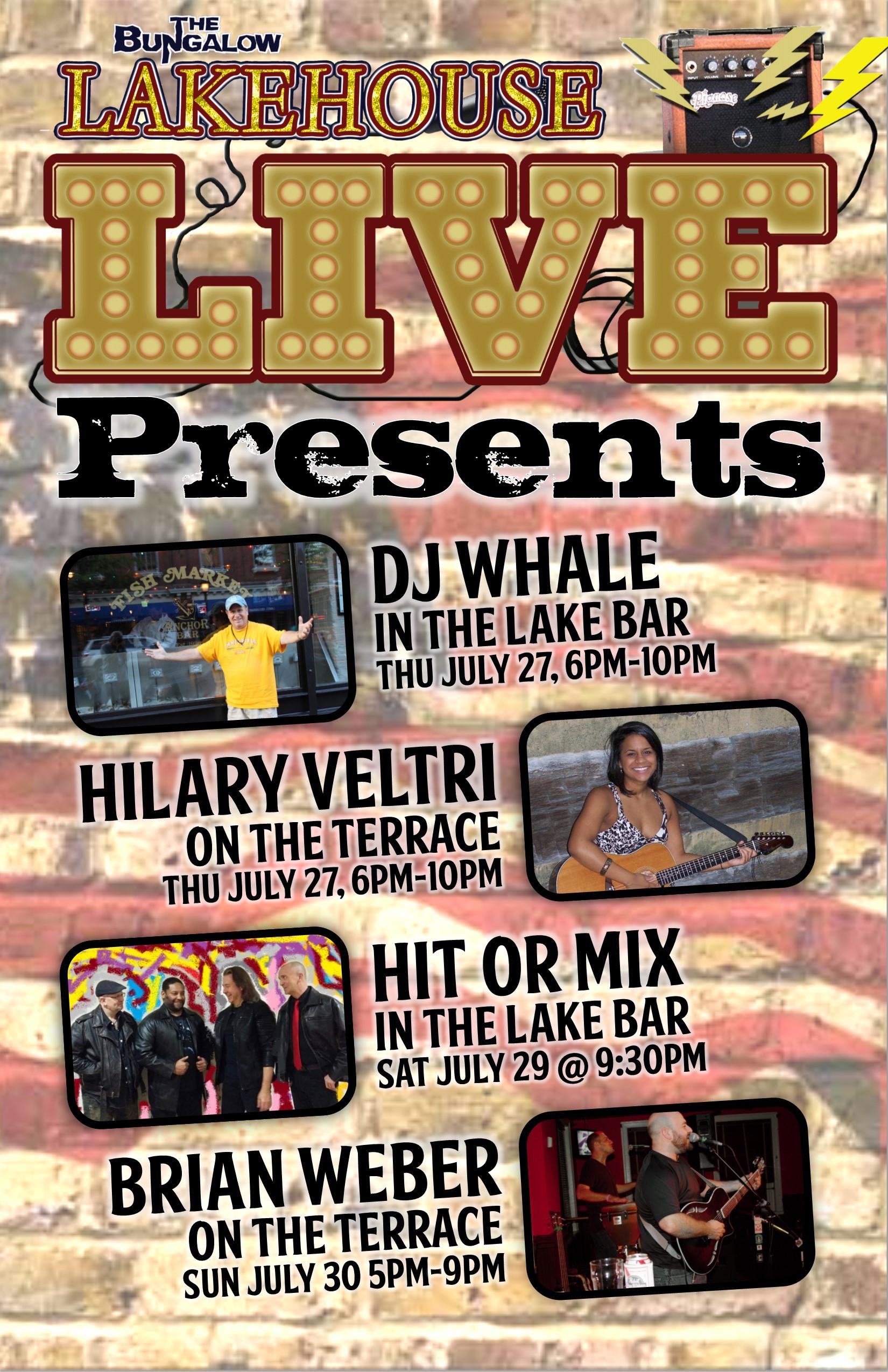 AA Lakehouse Live Template July week 5