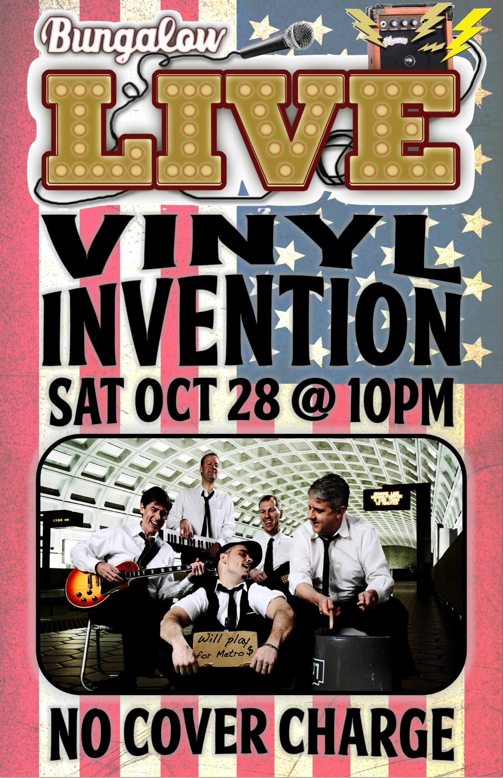 vinyl invention