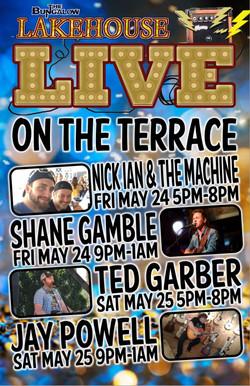 Lakehouse Live May 24 25 2019