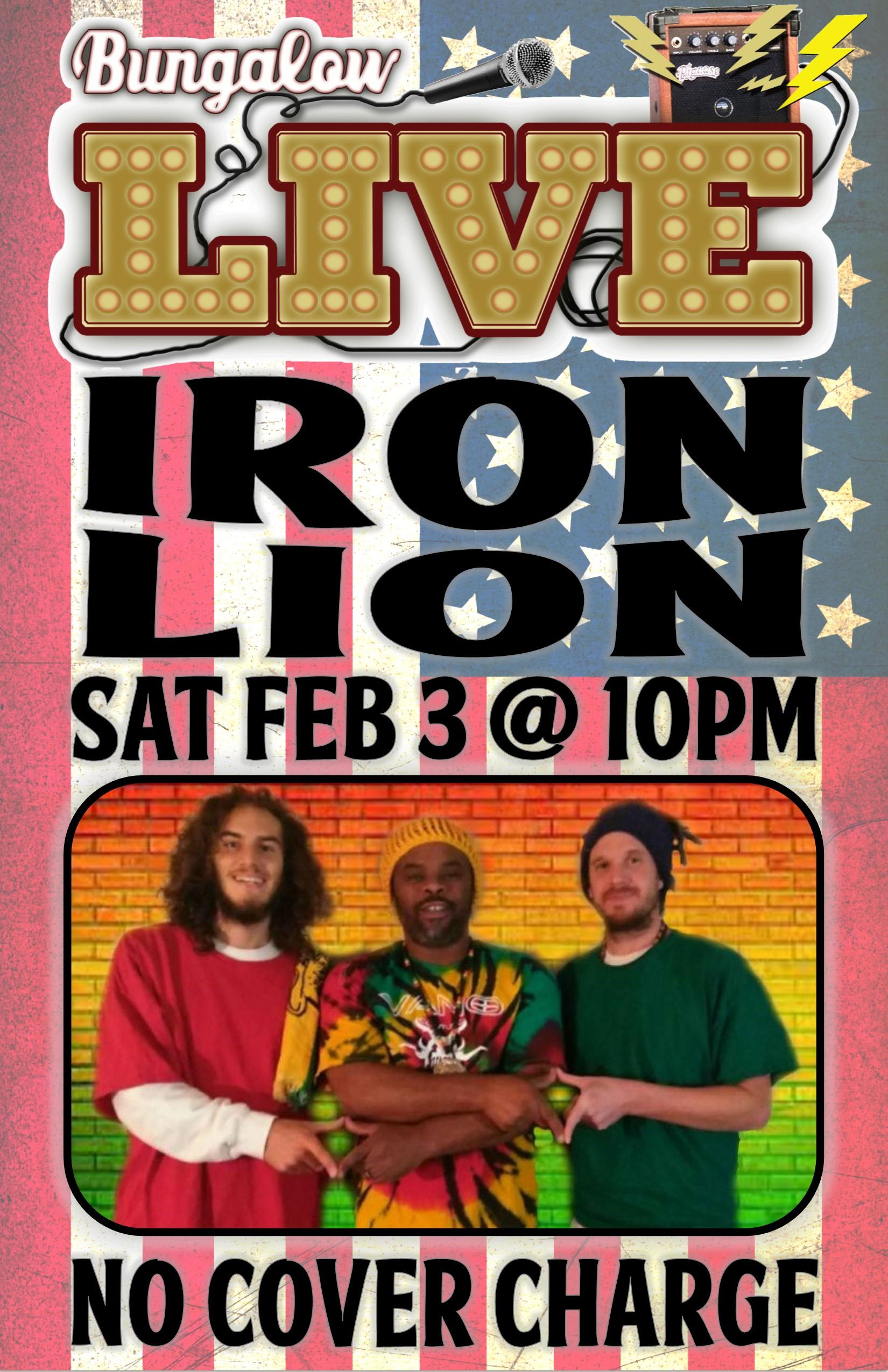Iron Lion Feb 2018