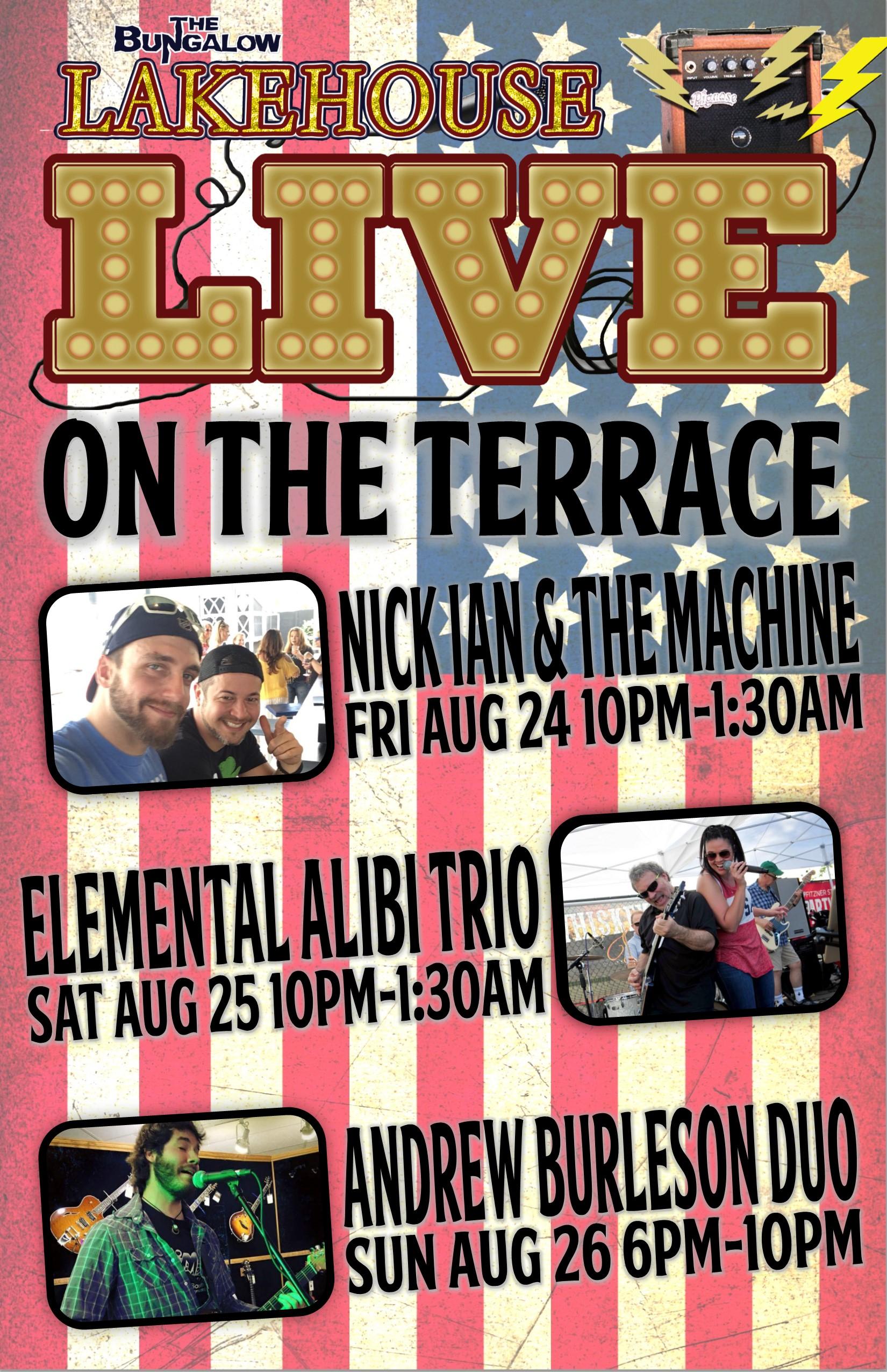 Lakehouse Live August week 4