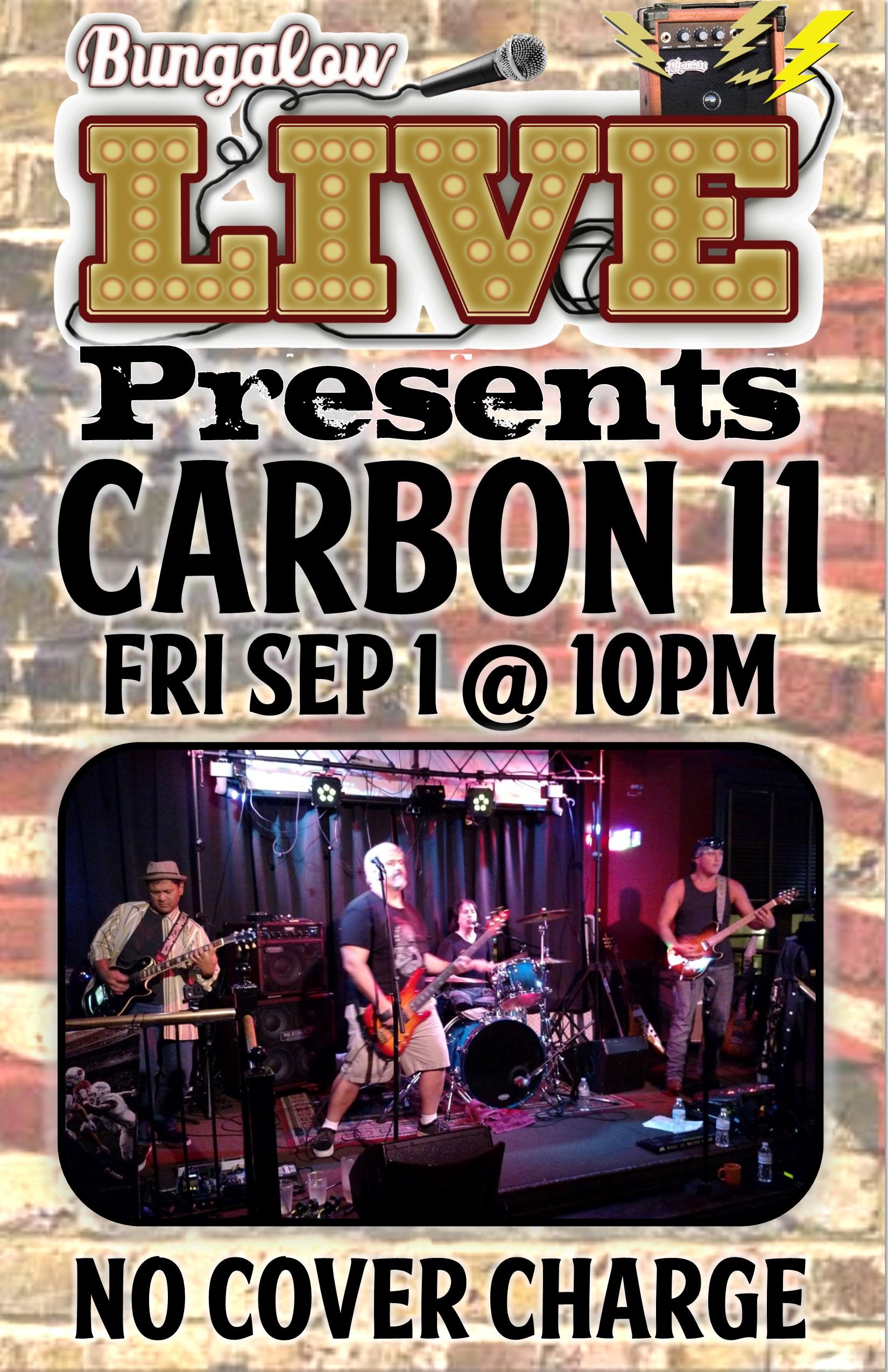Carbon 11 Sep