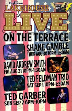 Lakehouse Live Sep week 1