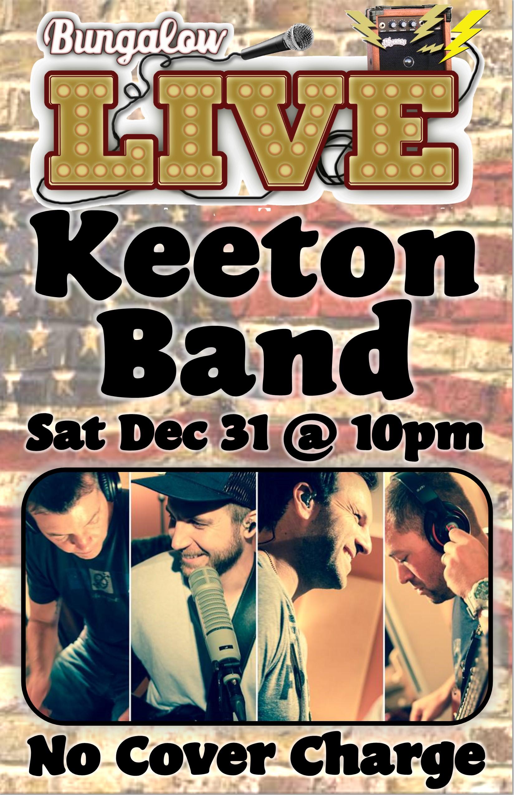 Keeton Band 11X17