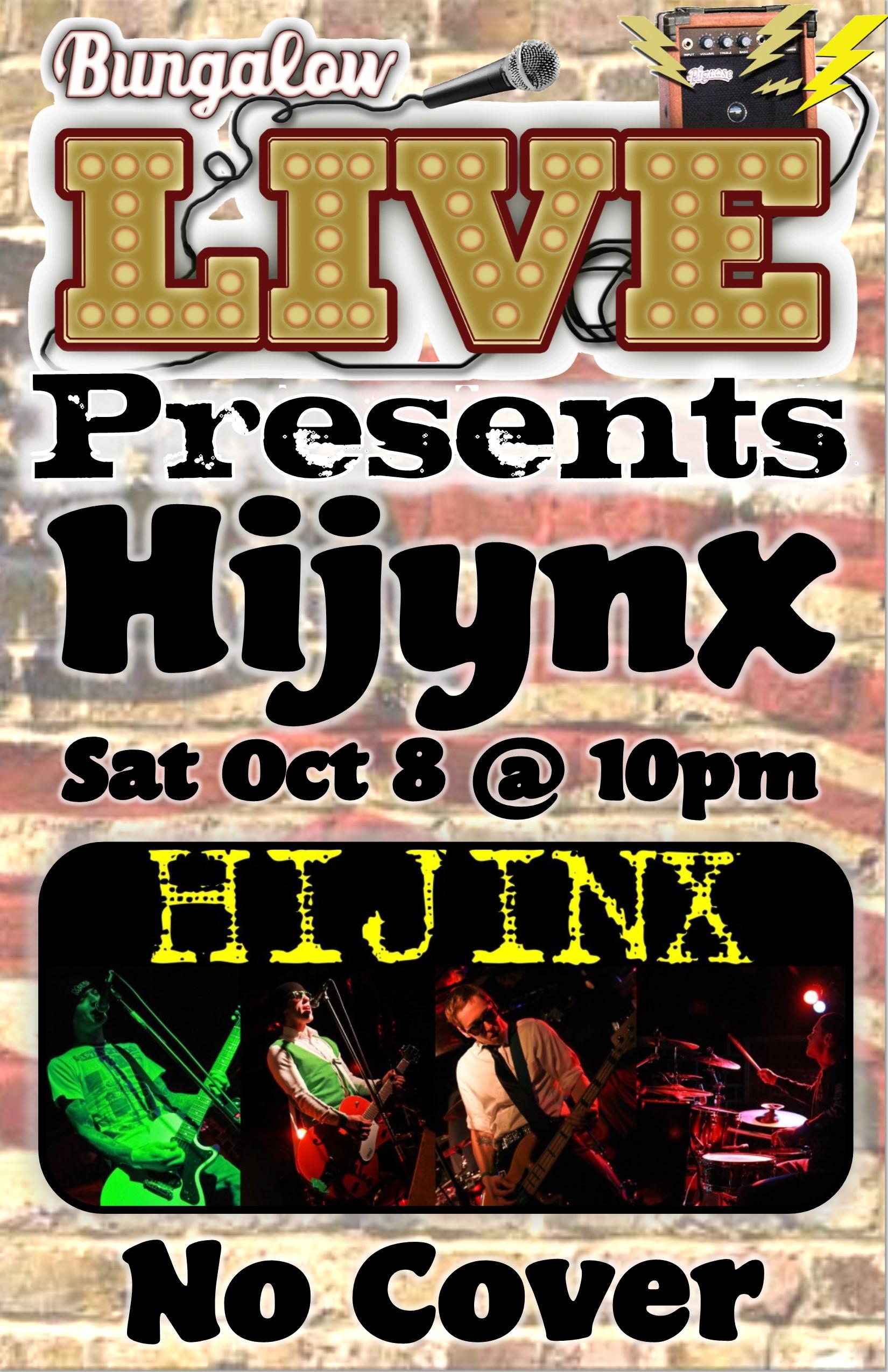 Hijynx 11X17