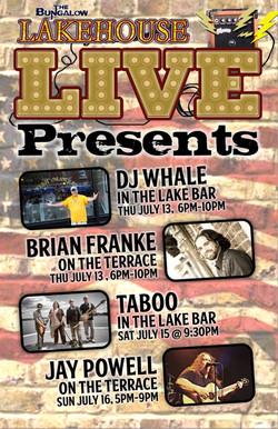 AA Lakehouse Live Template July week 3