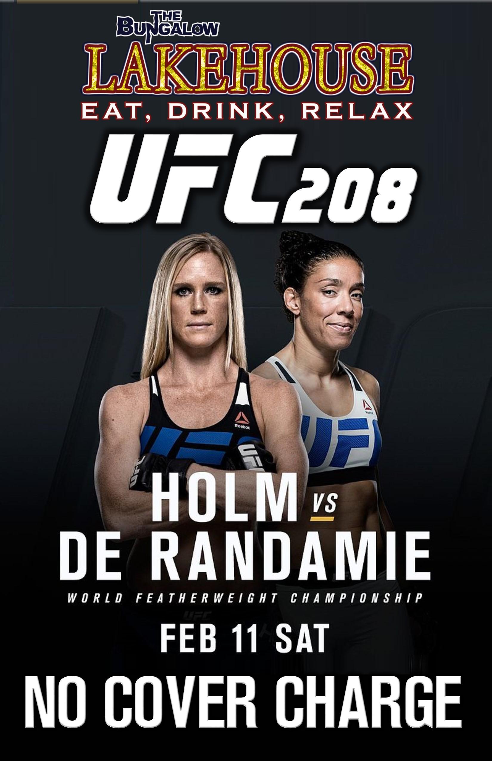 UFC 208 LH