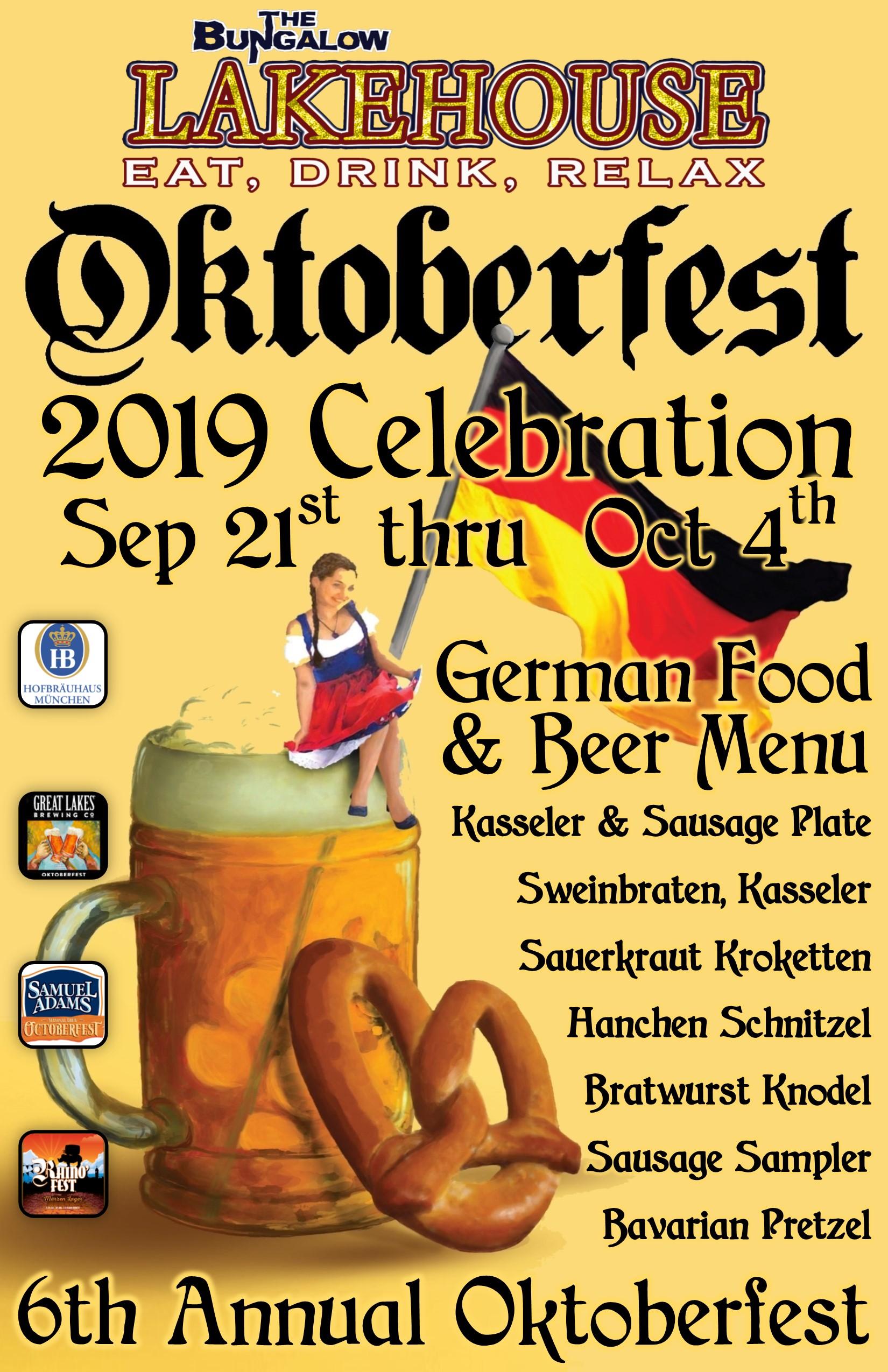 Oktoberfest  LH 2019 11x17