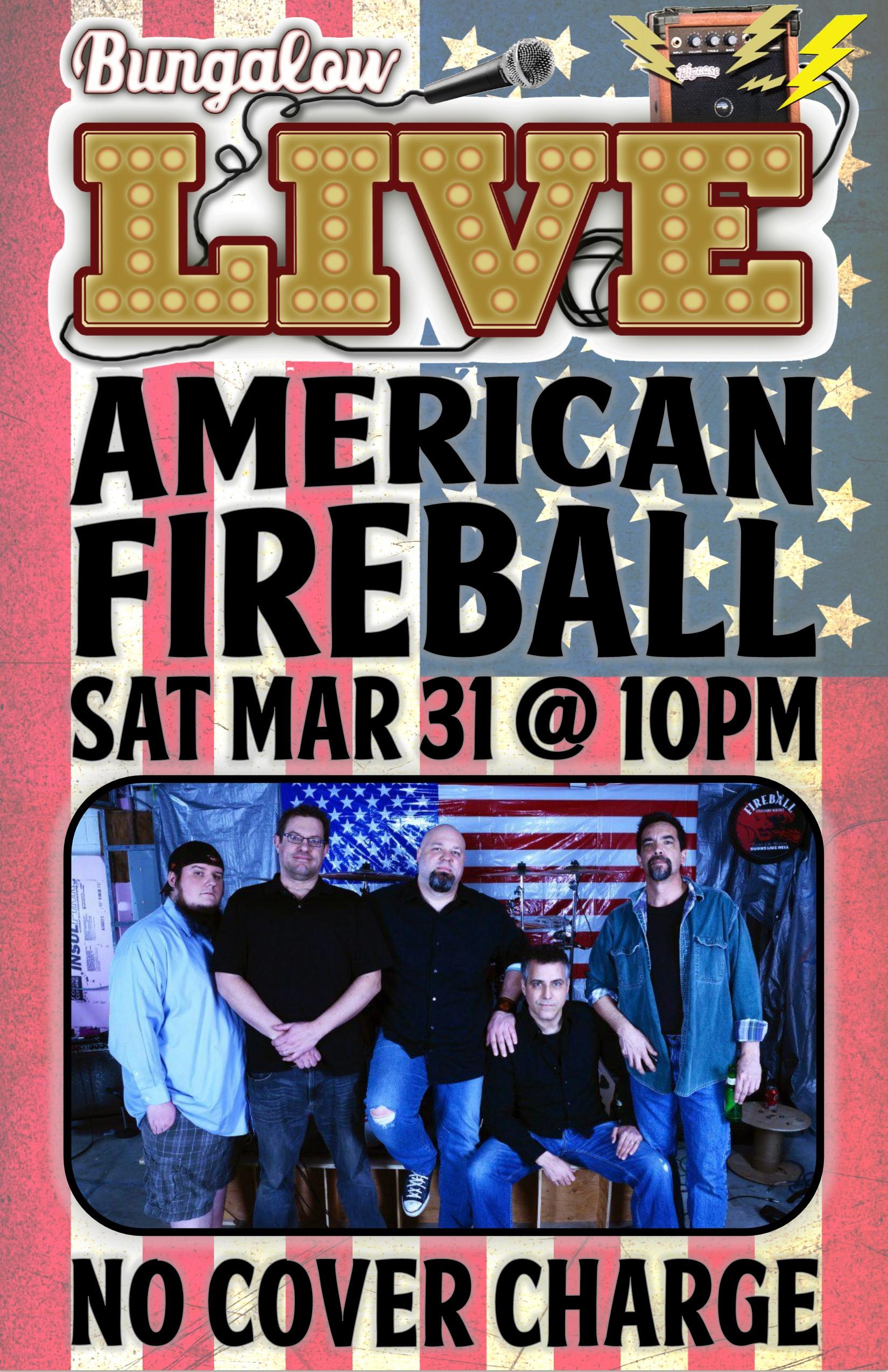 American Fireball 2018
