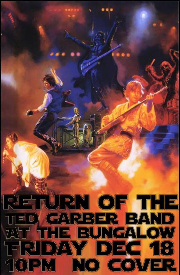 Ted garber band