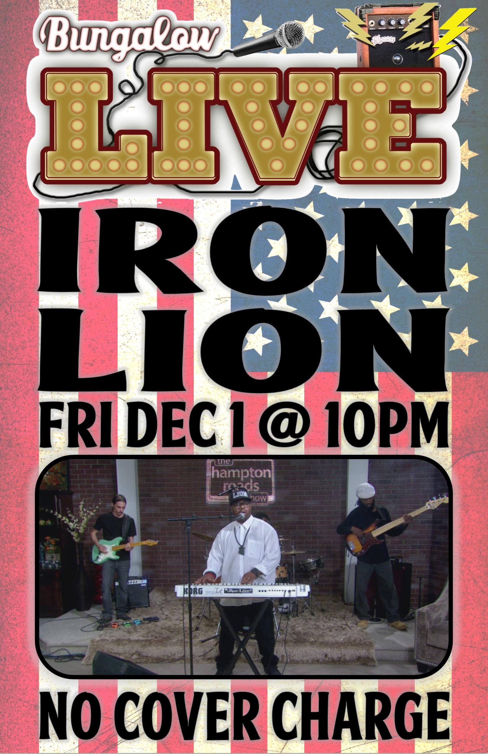 Iron Lion Dec 2017