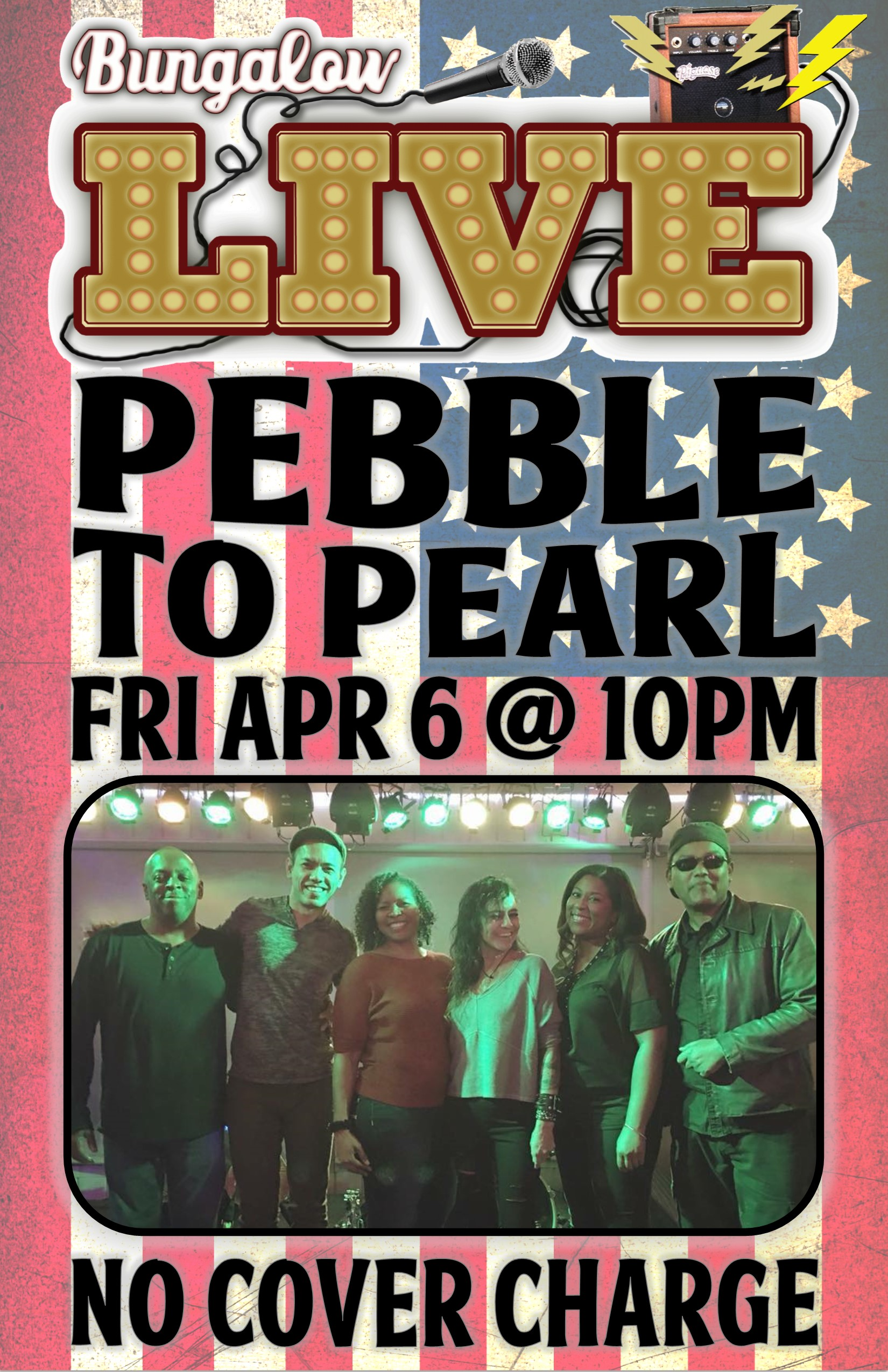 Pebble to Pearl apr 2018