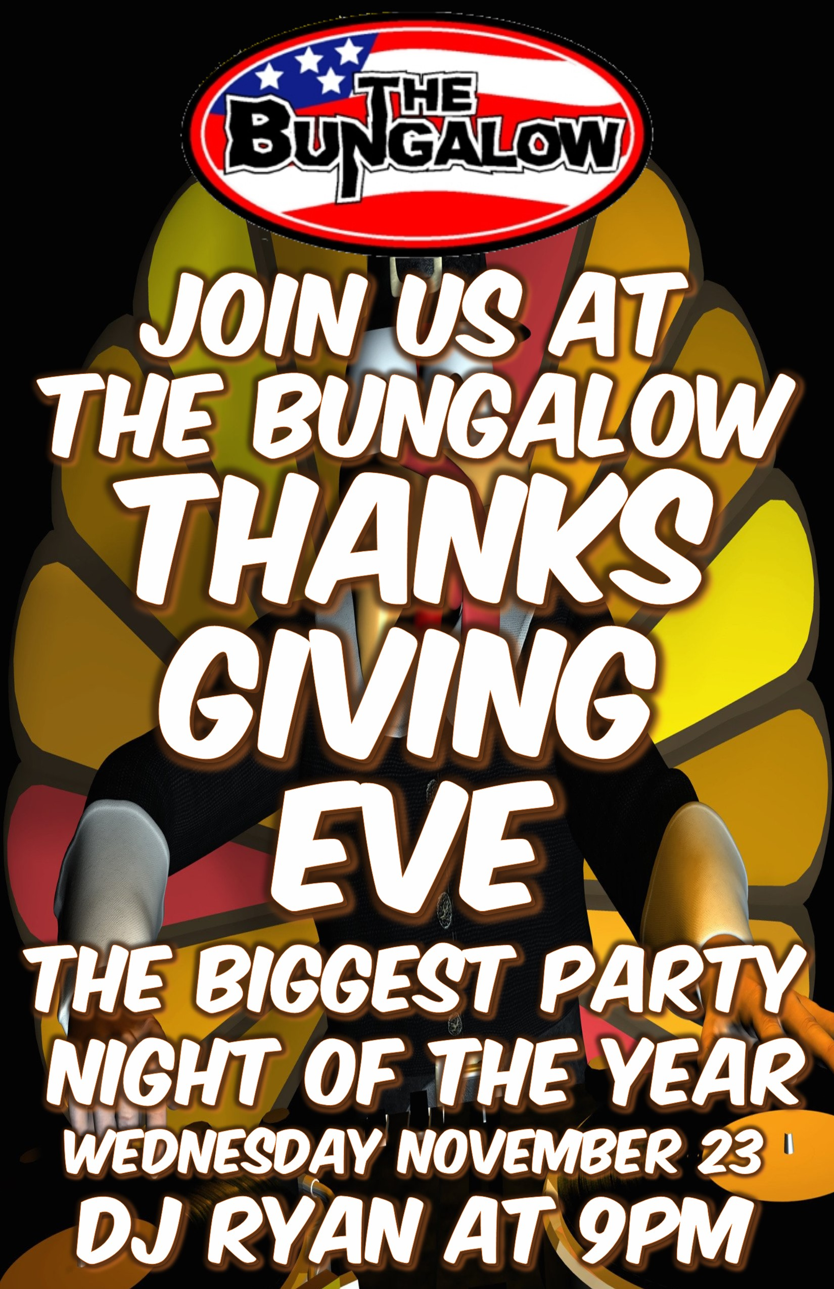 Thanksgiving Eve CH