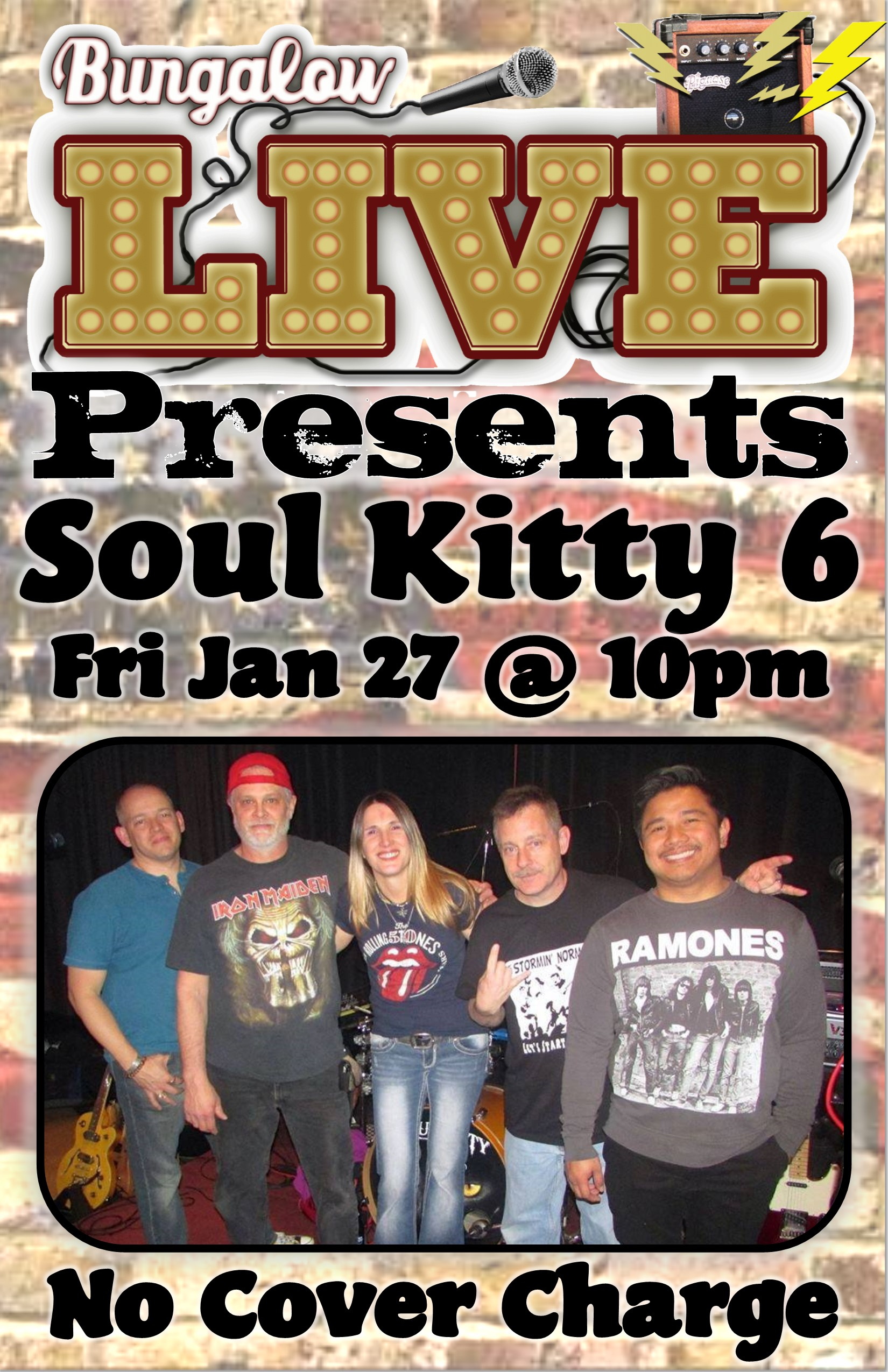 Soul Kitty 6 11X17