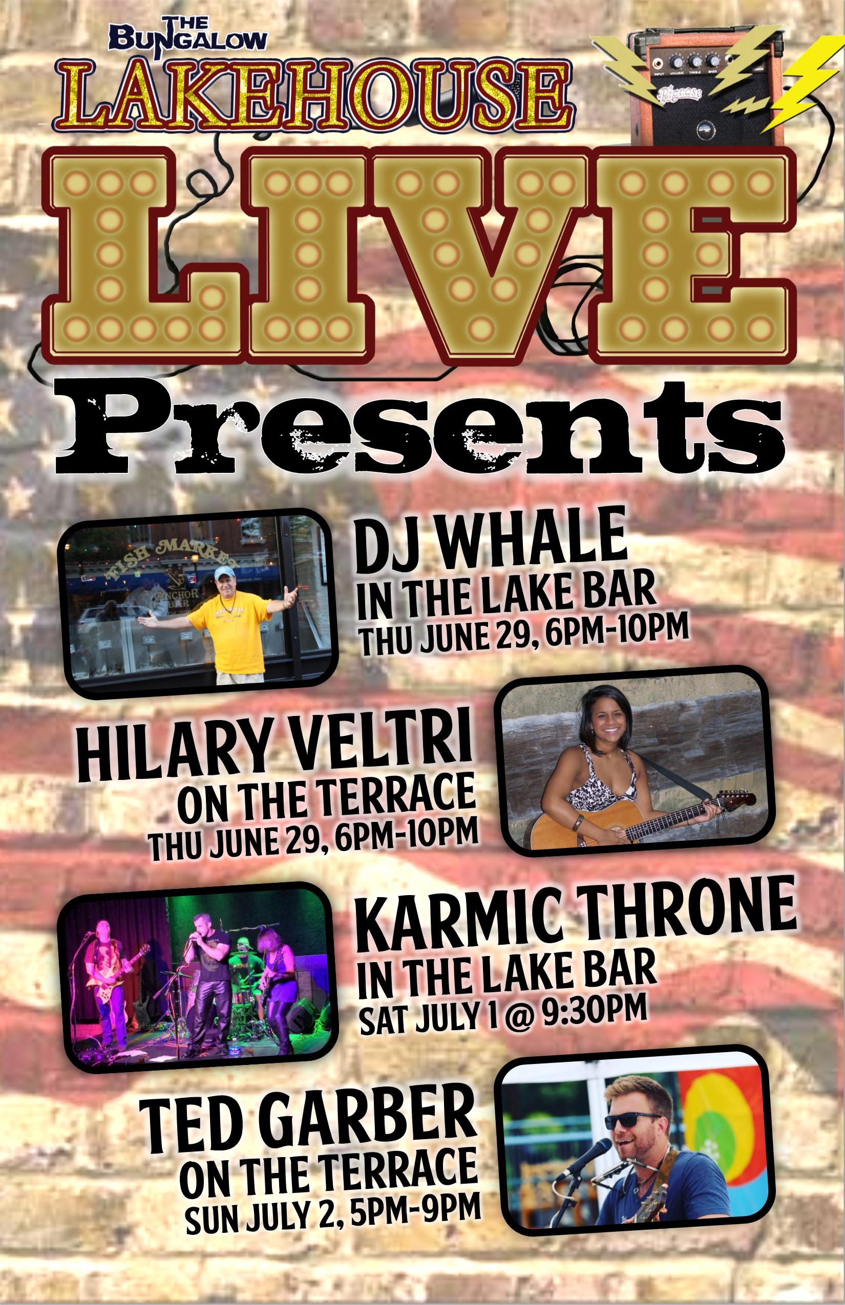AA Lakehouse Live Template July week 1