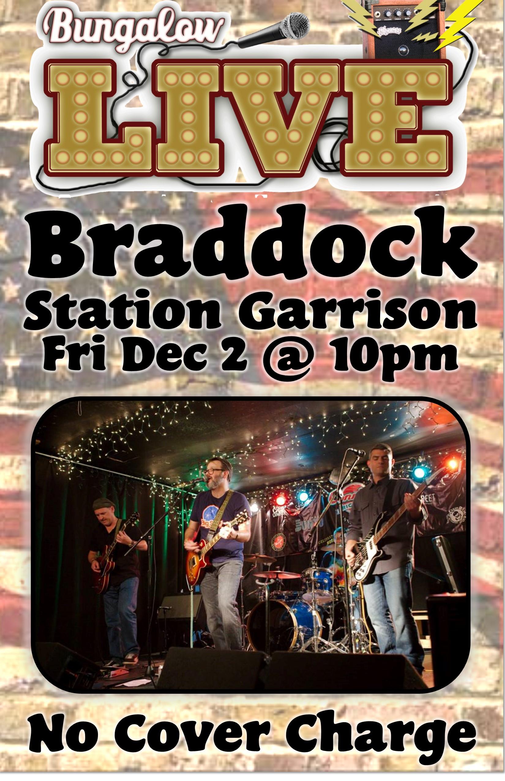 Braddock 11X17